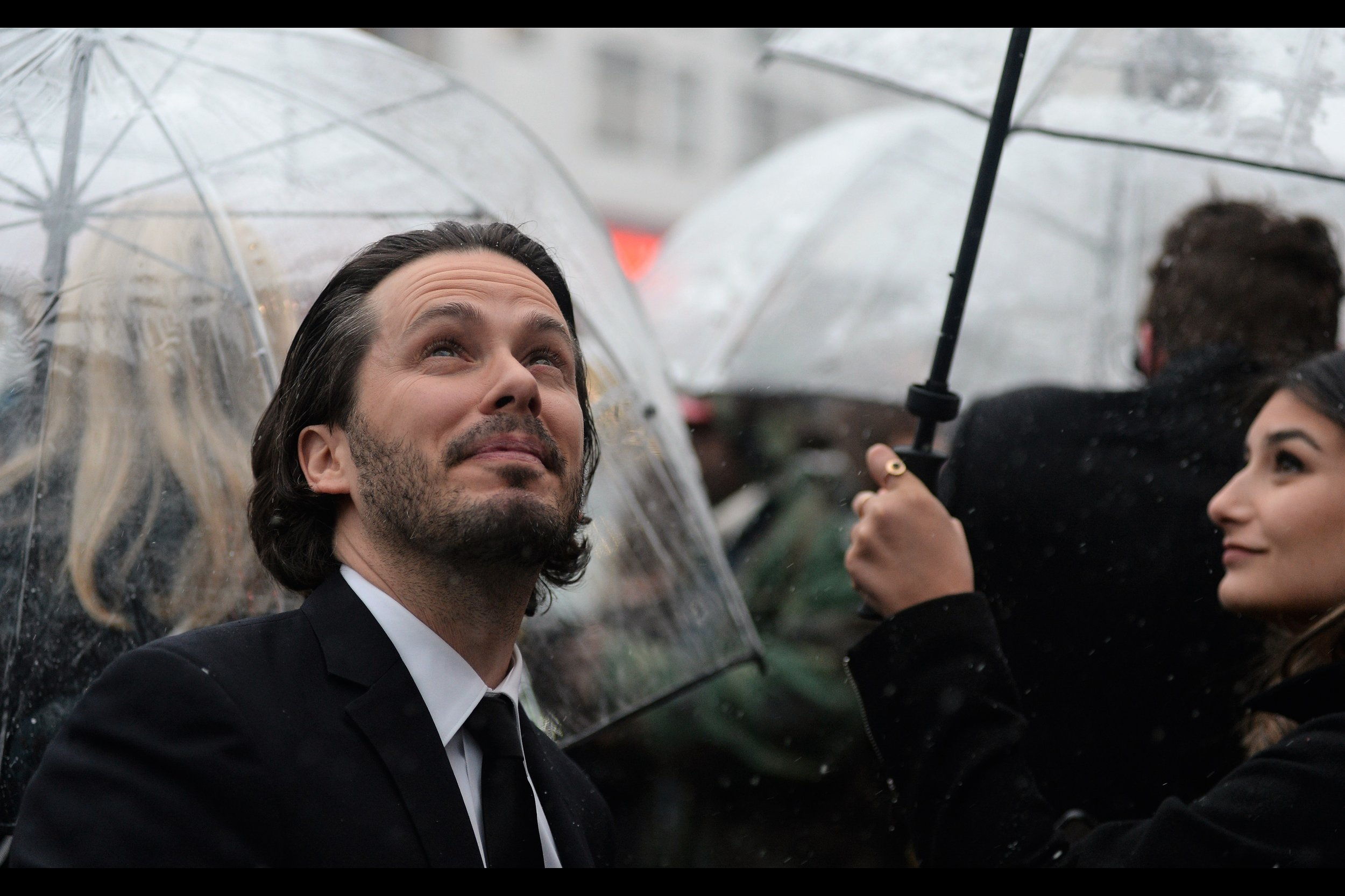 """""""Let's just take a moment to remember, people, that tiny bits of harmless solid water are falling from the sky and we are all here to see them and be moved by it""""  - Edgar Wright has directed three movies I really liked :    Baby Driver   , Scott Pilgrim vs the World, and Shaun of the Dead."""