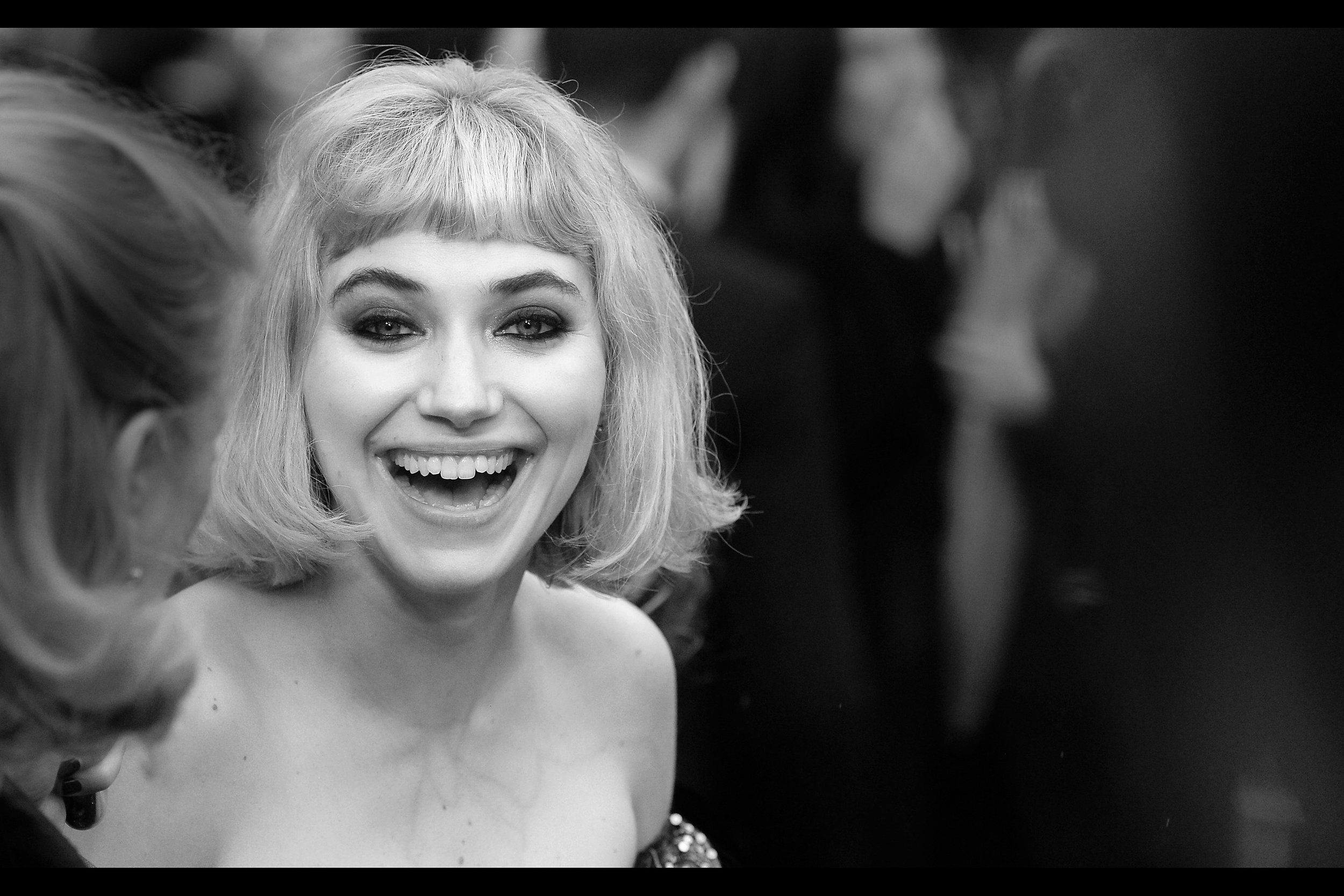 """""""That network of veins across my chest is a weird thing to mention in that comment you're going to write"""".  That Awkward Moment (2014), appropriately, is another movie Imogen Poots has been in ."""