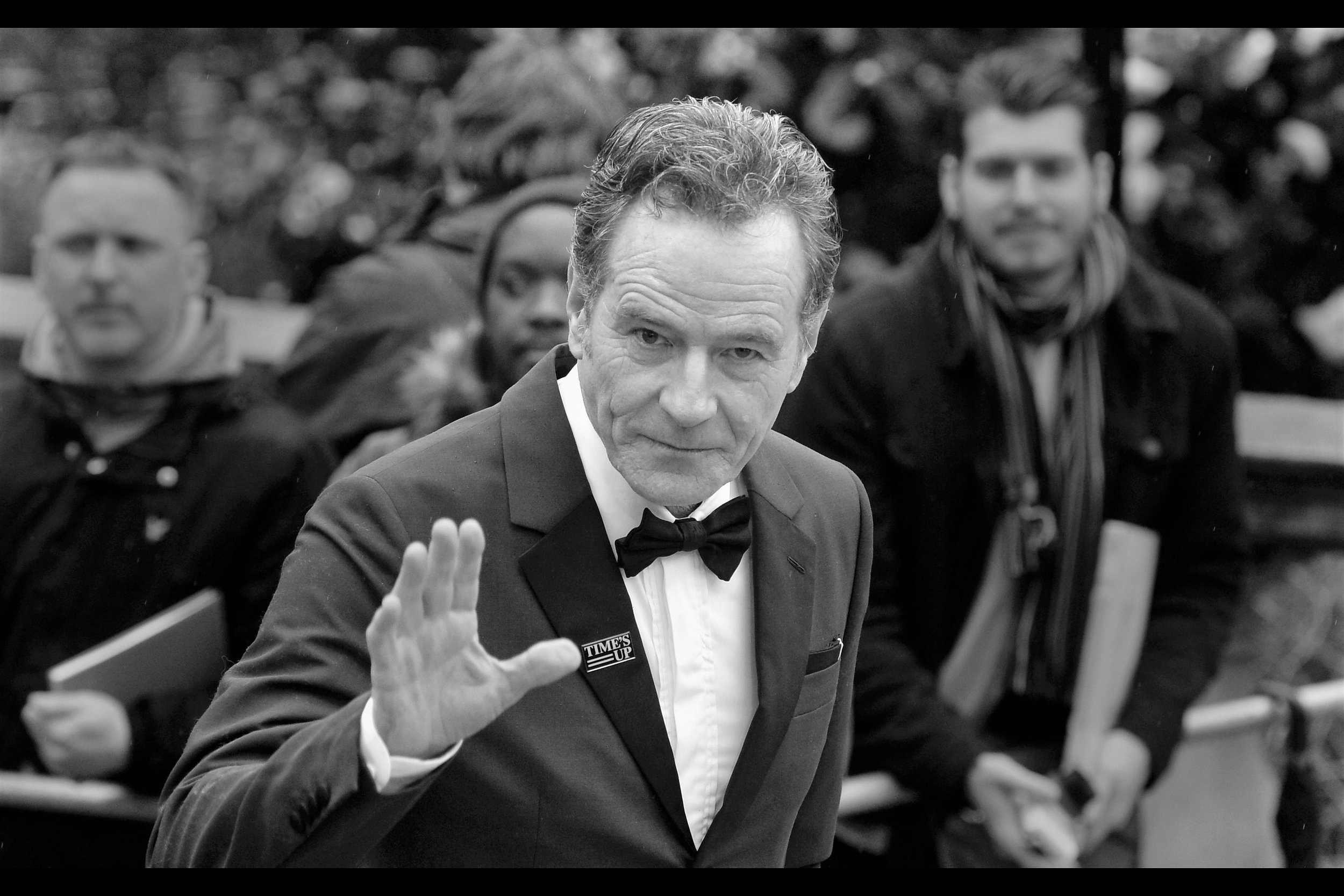 """""""Time's up when I say it is, and I say it is. Also, you had your one chance, and you blew it, and you know it"""" . Bryan Cranston is    correct   ."""