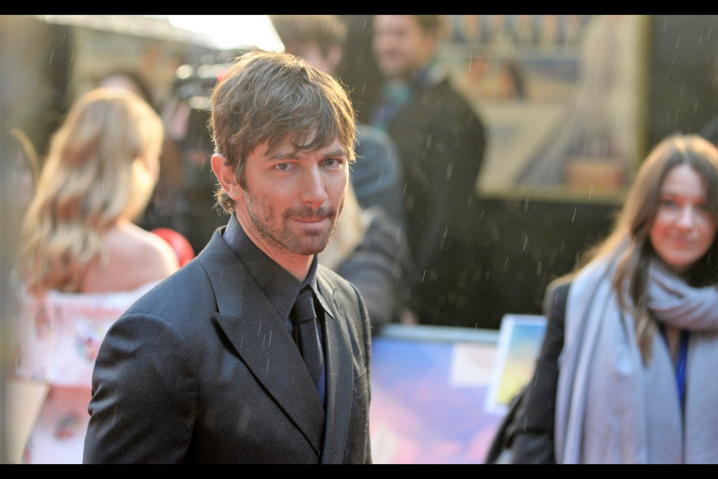 """""""Okay, I've decided that I like you. What, hypothetically, do you want me to sign that's NOT from Game of Thrones?""""  Michiel Huisman was also, rather surprisingly, in both Brad Pitt's """"World War Z"""" and """"The Age of Adaline"""""""