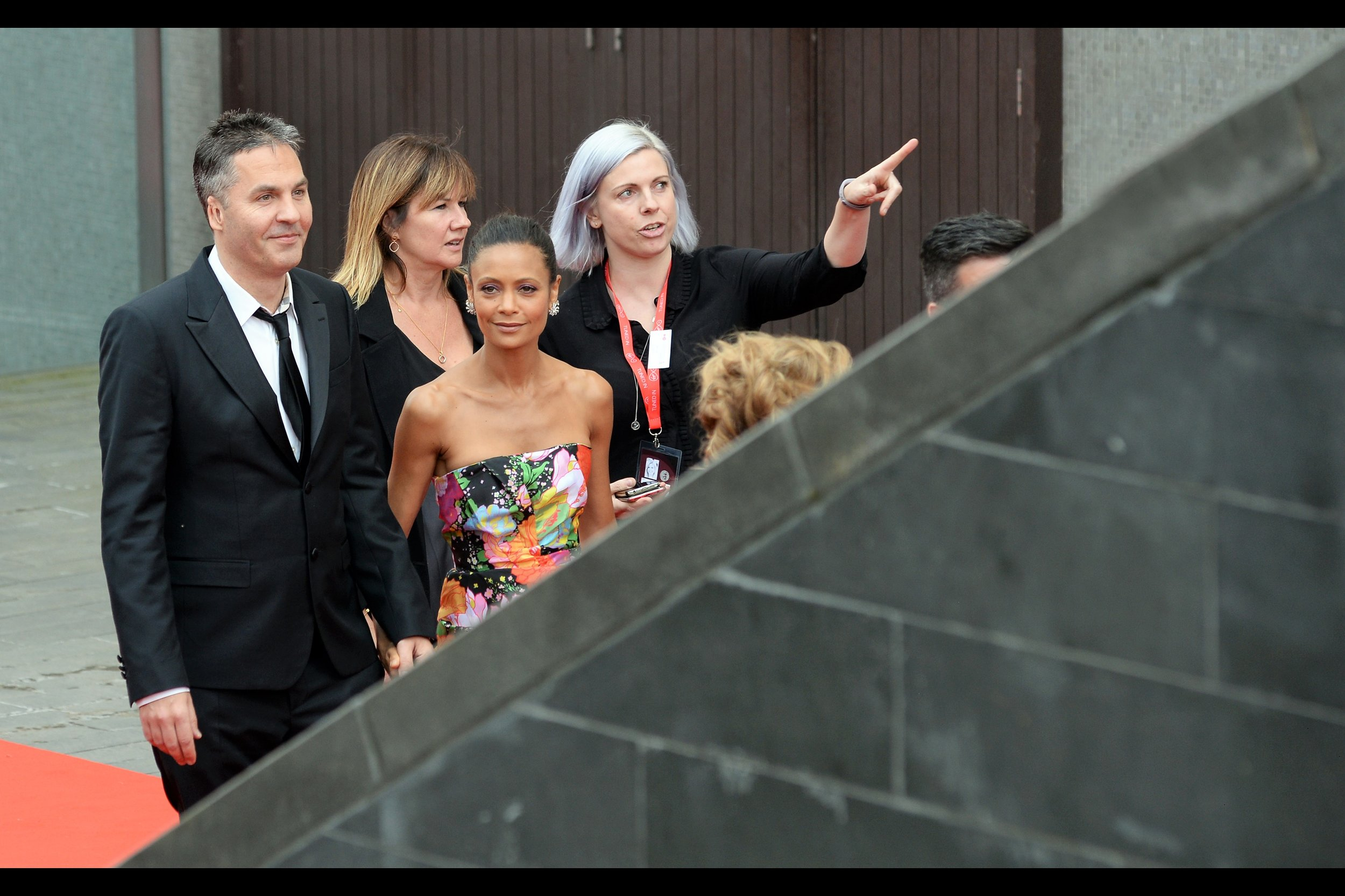 "Thandie Newton was in Mission Impossible 2 (the John Woo one set in Australia that's probably rightfully despised but her midriff was excellent in it), and the movie ""Chronicles of Riddick"" which made MI:2 seem less horrific..... after that I'm not sure what she's done career wise : I kinda feel Naomie Harris stole her career somewhat?"
