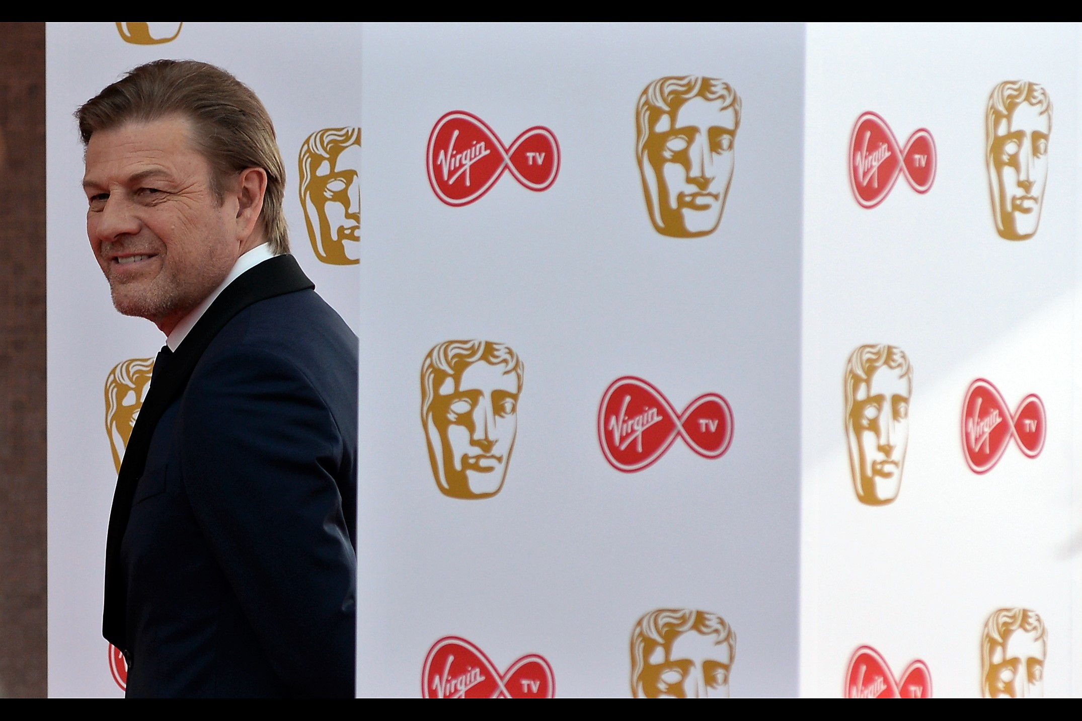 I last photographed Sean Bean at    last year's TV Baftas   . He's possibly best known for movies (like 'The Martian') but he's also been in Game of Thrones, one of the few TV Series I have watched (once episodes are on itunes)  (edited to add : he won 'Best Leading Actor' for something called 'Broken')