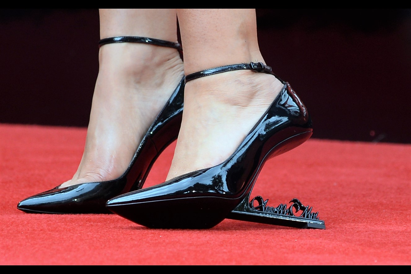 They are, indeed, some fairly nifty shoes.