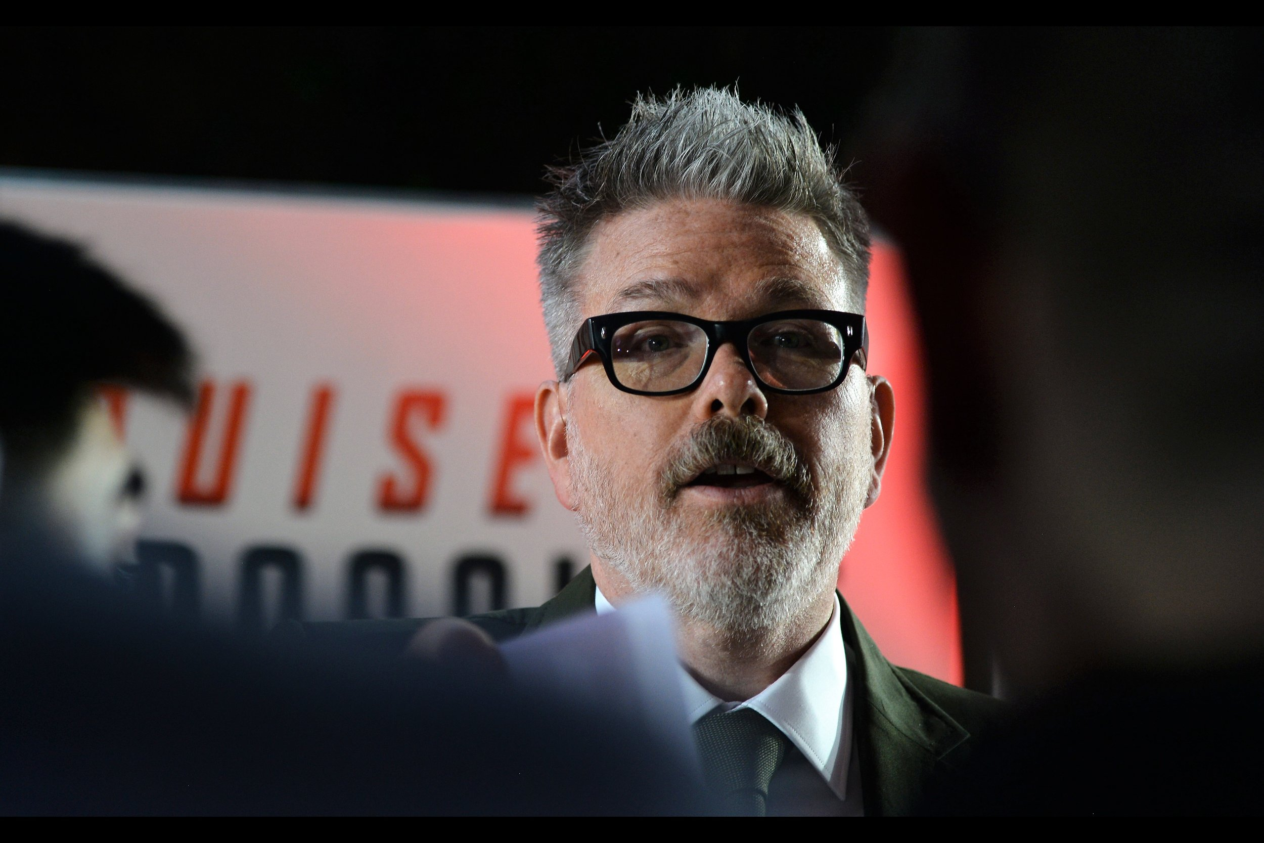 """""""I can read from this prepared statement I've brought with me, if you like. It says... many things. Several of them true""""  - Chris McQuarrie is so far the only returning director of the Mission Impossible franchise."""