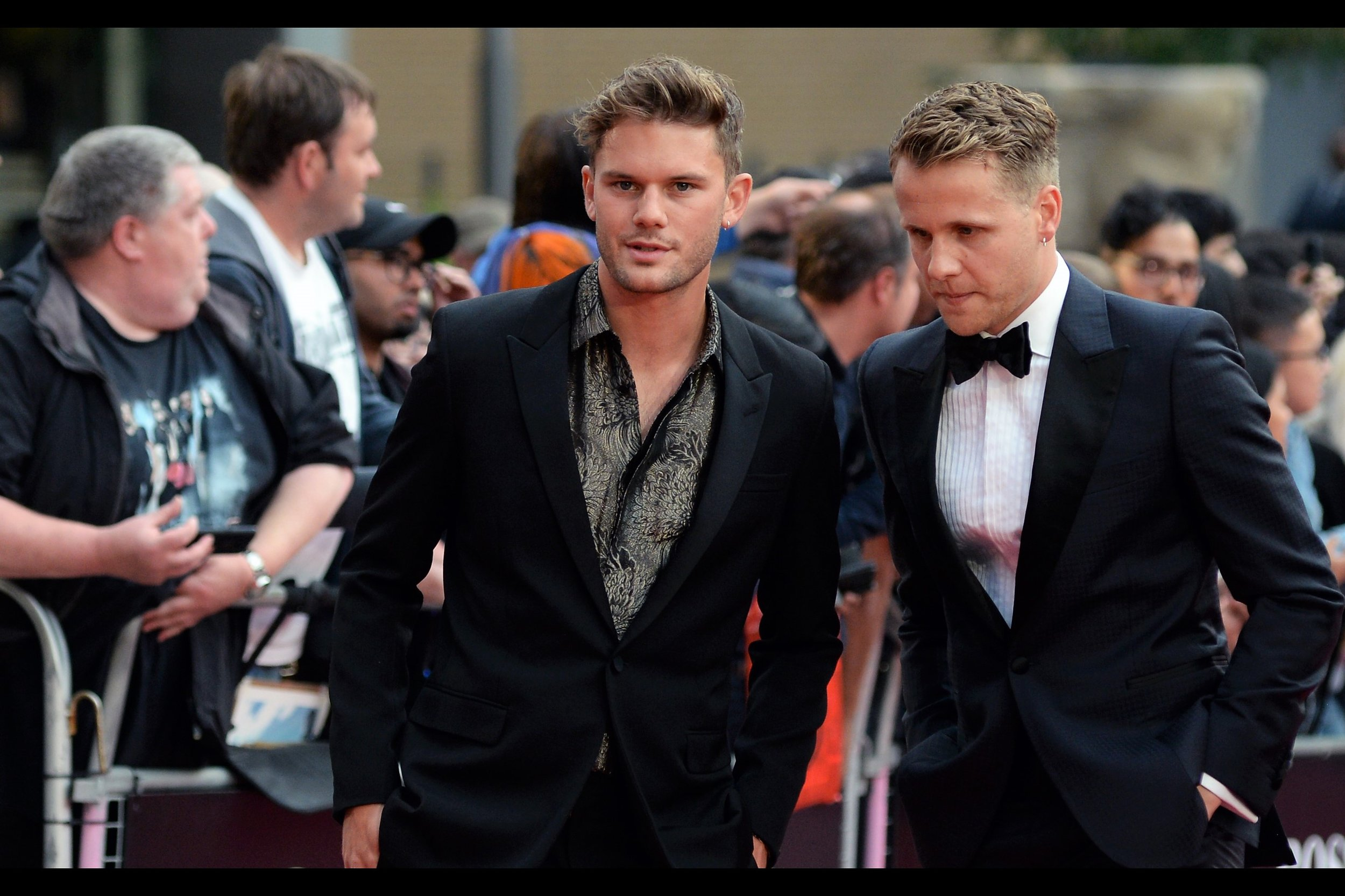 "Jeremy Irvine, former overseas ambassador for a best-selling Australian fragrance, was also in a Steven Spielberg film (   ""War Horse""   )... and the more recent    ""Mamma Mia! Here We Go Again"""