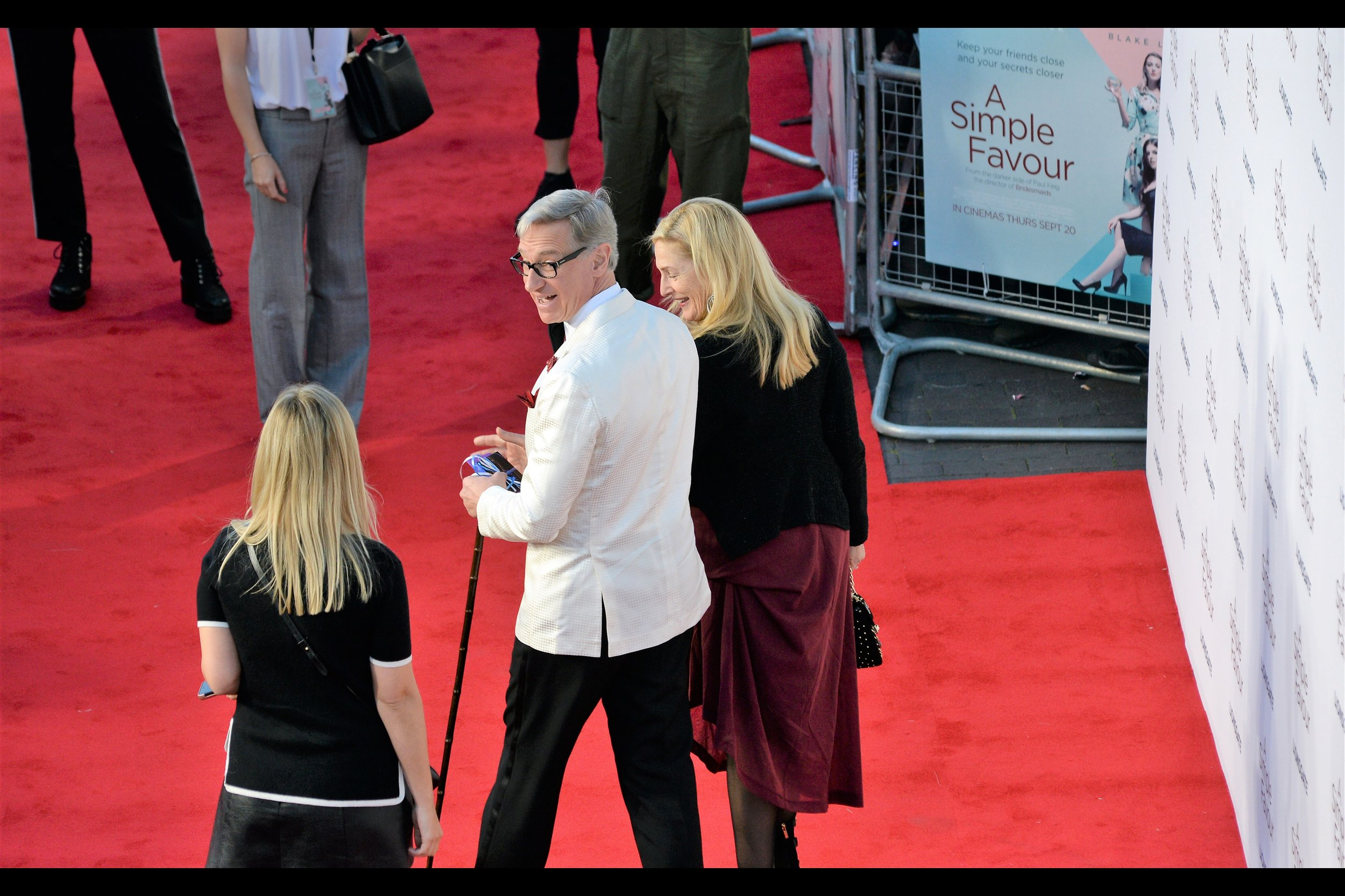 """And now I've got your bluray too. And all you'll remember later on is how well I was dressed. That's magic.""  It's currently    London Fashion Week   , and I myself am wearing jeans, a pair of sketchers, and a black t-shirt under a Marks & Spencer suit jacket. I was wearing vintage Raybans earlier, but I took them off to take photos…"