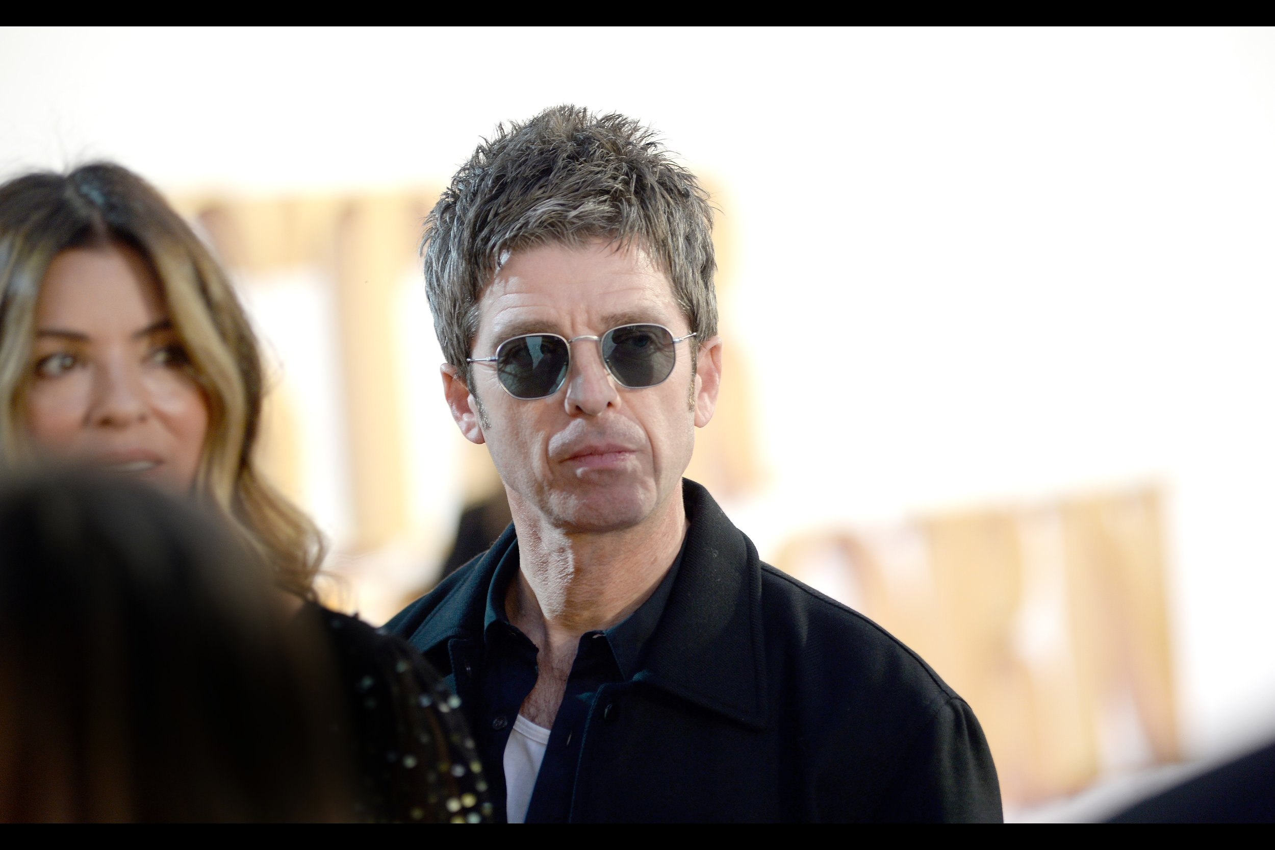 "A mere four days after being one of only three (3) people I recognised at the    ""Fifa The Best"" Awards for football,    it's Noel Gallagher! Again! Looking too cool to be impressed! Again!"