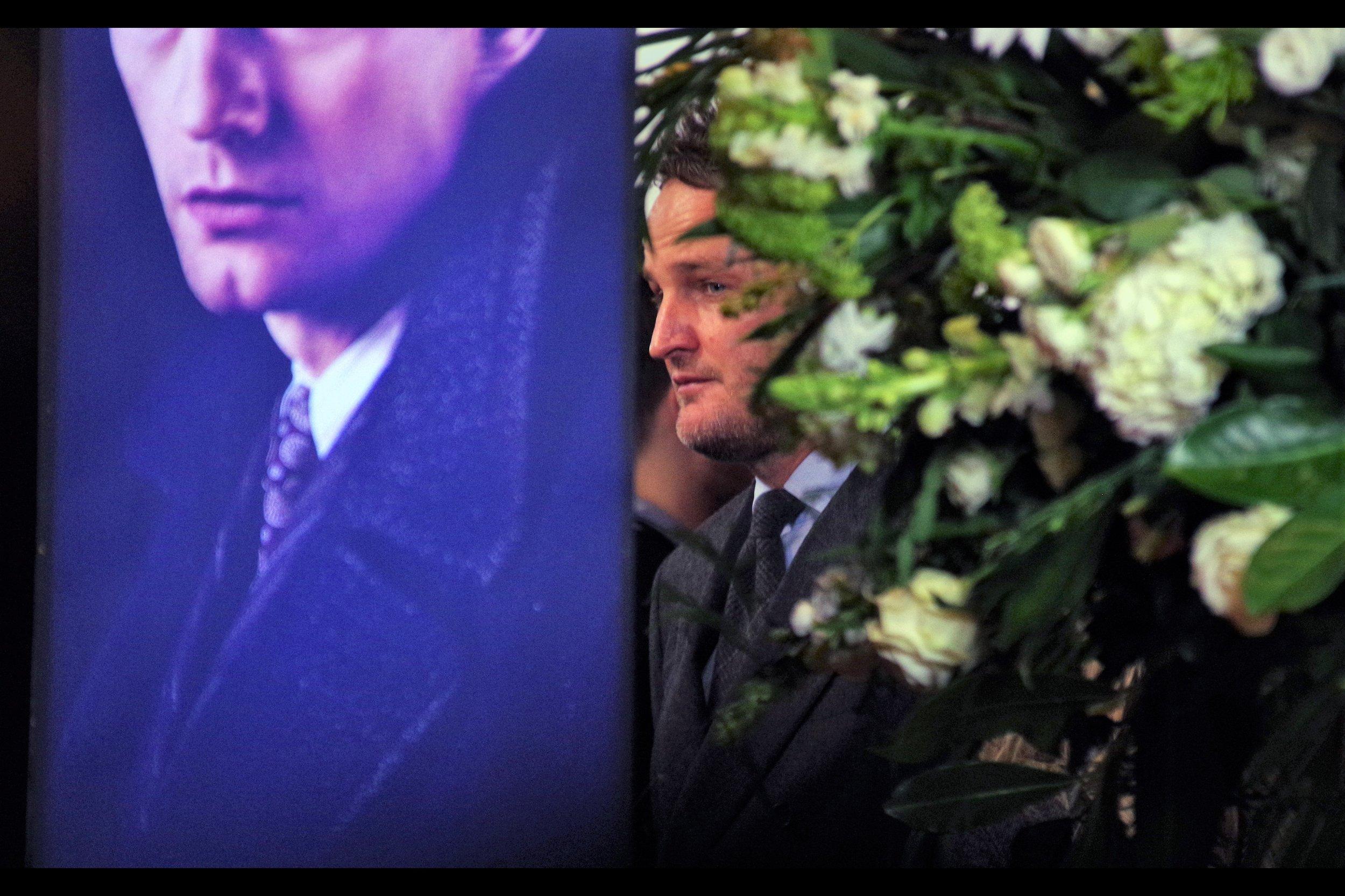 Jason Clarke and impending botanical takeover.