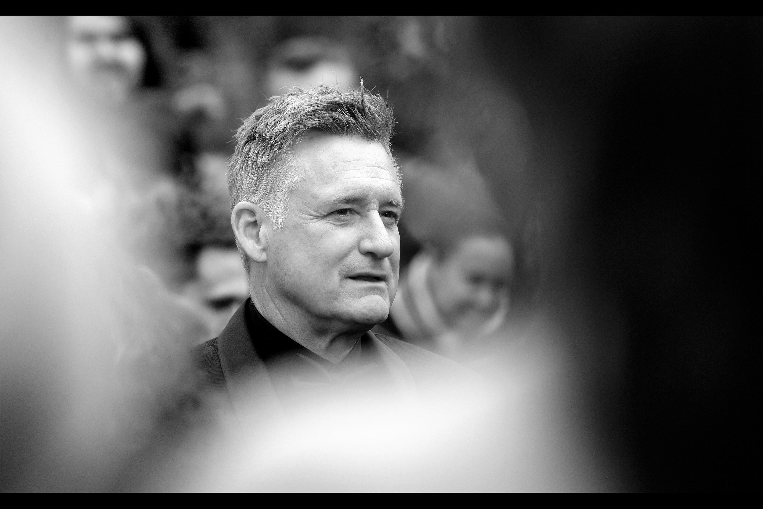 "It's Bill Pullman!! I gotta say, for actors who may/may not have anything to do with theatre (as far as I know/care), I am doing very well at photographing people I've never photographed before : he was the President in the 1996 classic ""Independence Day"" and the … well… EX-president in its rather less stellar sequel, made twenty years later. Also : check out the Crocodile movie ""Lake Placid"" - he's in that and he's pretty good….  ….. and would it kill you to get some culture and take in a show sometime? London has several theatres, I'm told."