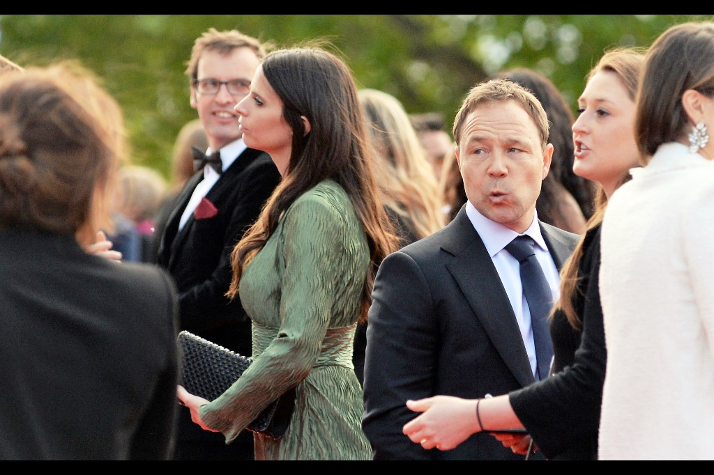 """""""I just saw what they're doing, and maaaaaaaan…."""" . Not entirely helpful, but Stephen Graham was a nominee for Best Supporting Actor on the night"""