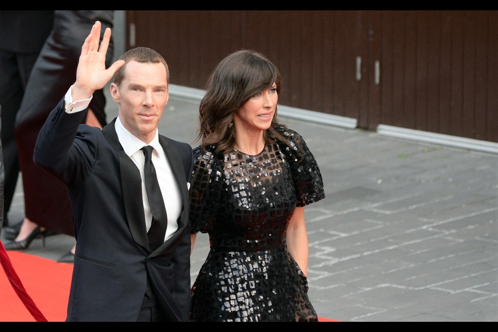 """""""Anyway, what with having had access to a Time Stone, I'm heading inside and collect the award I know I'm going to win"""" -  Indeed, Benedict Cumberbatch won the Lead Actor award on the night."""