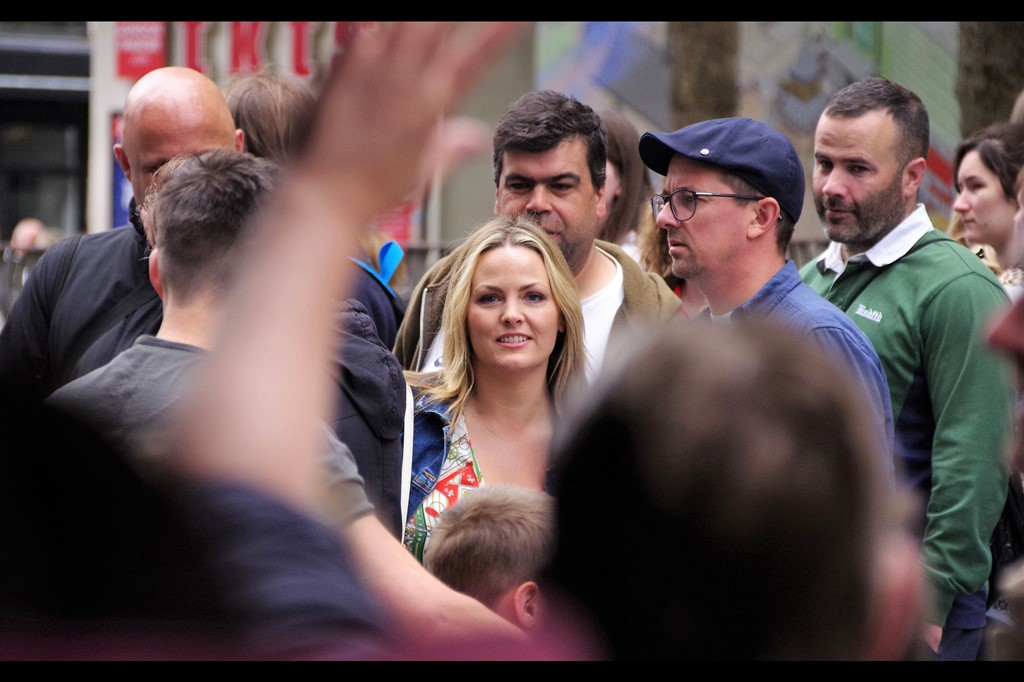 Jo Joyner is apparently in Eastenders, a show I have never watched.