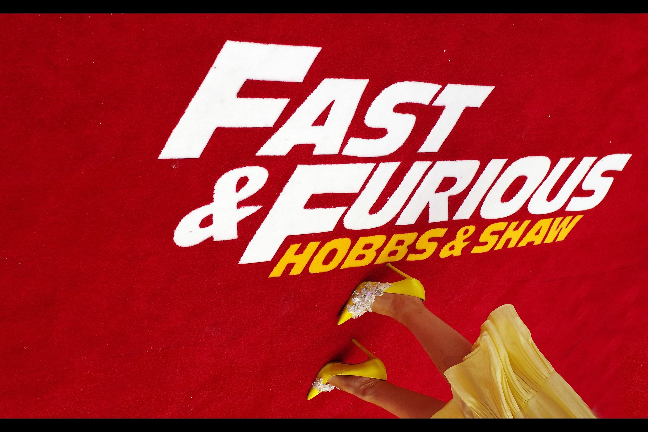 The Fast & Furious franchise is 8 movies deep, but this is a side-film. And you know what? They might be a ludicrous series, but (a) they're fun, and (b) they're not Disney - so I'm looking forward to watching this one. The Laws of Physics need not apply.