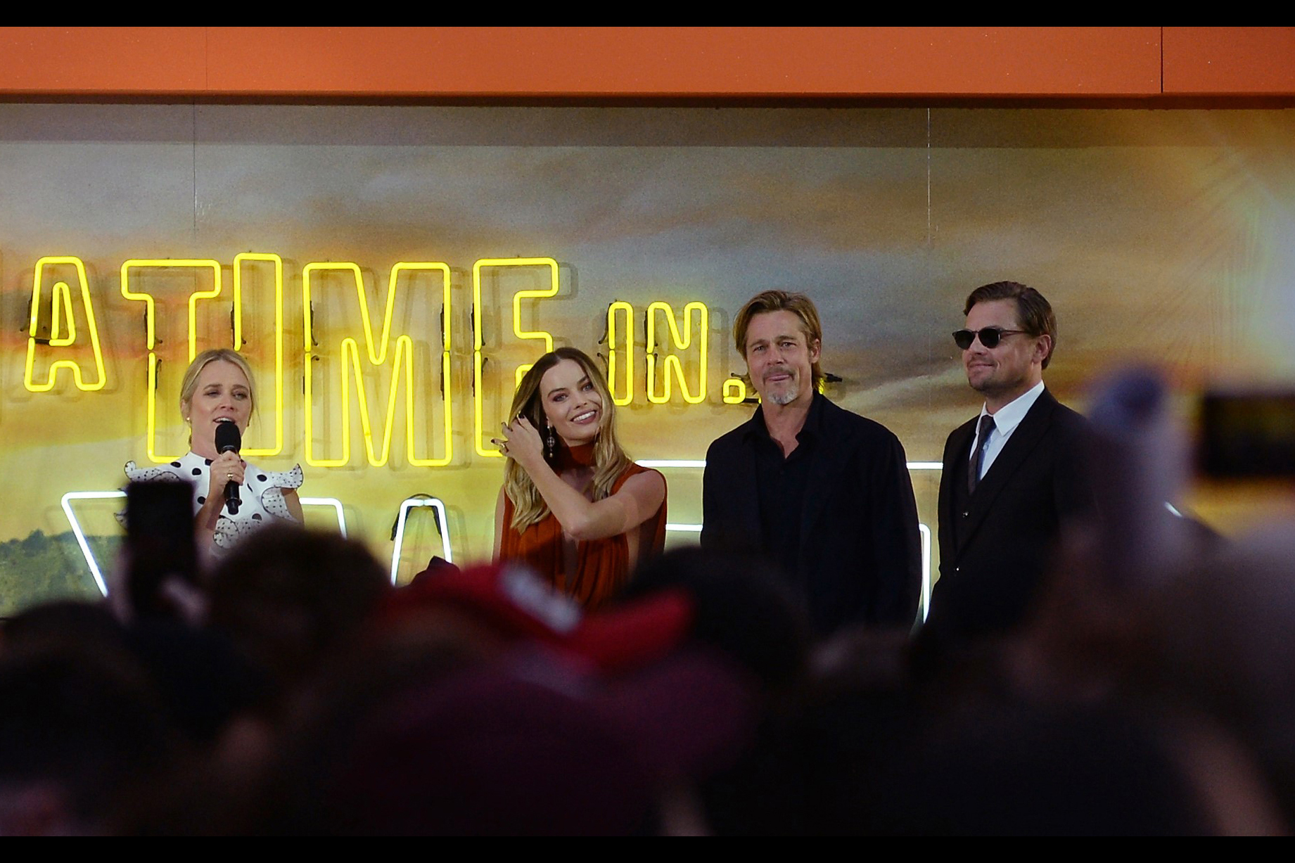 DiCaprio! Pitt! Robbie! It's Quentin Tarantino's 9th -    'Once Upon A Time In Hollywood'    !!
