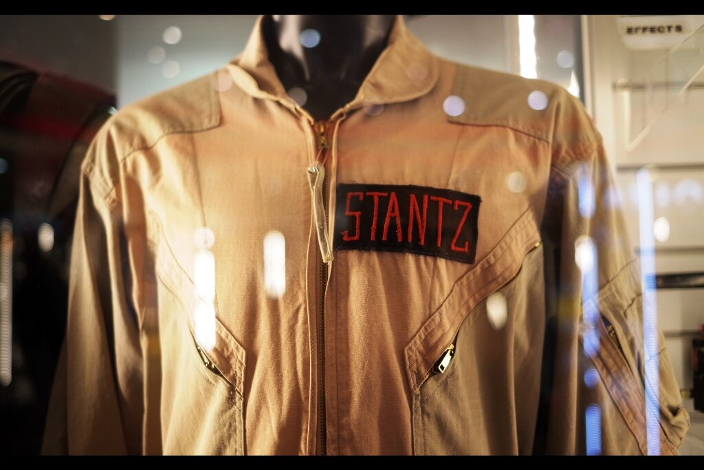 Third mortgage at 18% not available…. and depending on your finances, possibly not even necessary! Dan Aykroyd's Ghostbusters jumpsuit : Estimate considerably less than the Ghost Trap, at £10,000 - 15,000 (winning bid : £30,750)