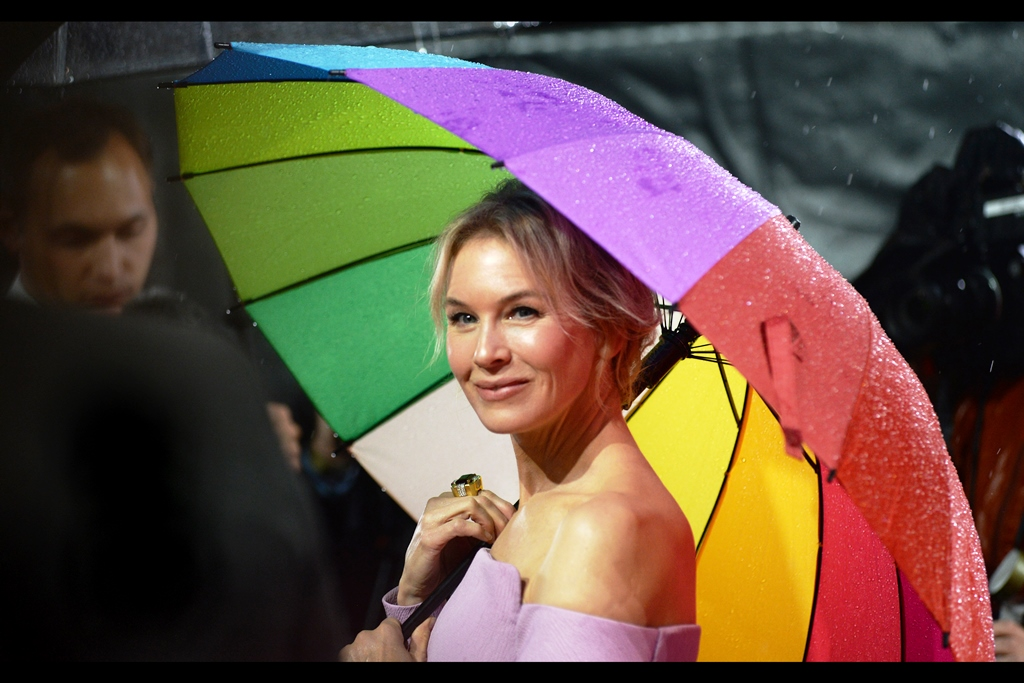 Renée Zellweger. And I'm pretty happy with this shot.
