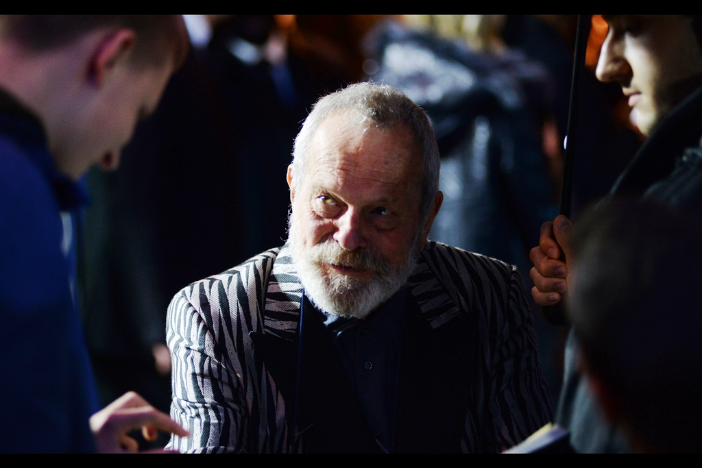 """And you promise to buy the DVD when it gets released?""  Terry Gilliam's 'The Man Who Killed Don Quixote got a premiere at last year's BFI London Film Festival, though sadly I was unable to attend it."