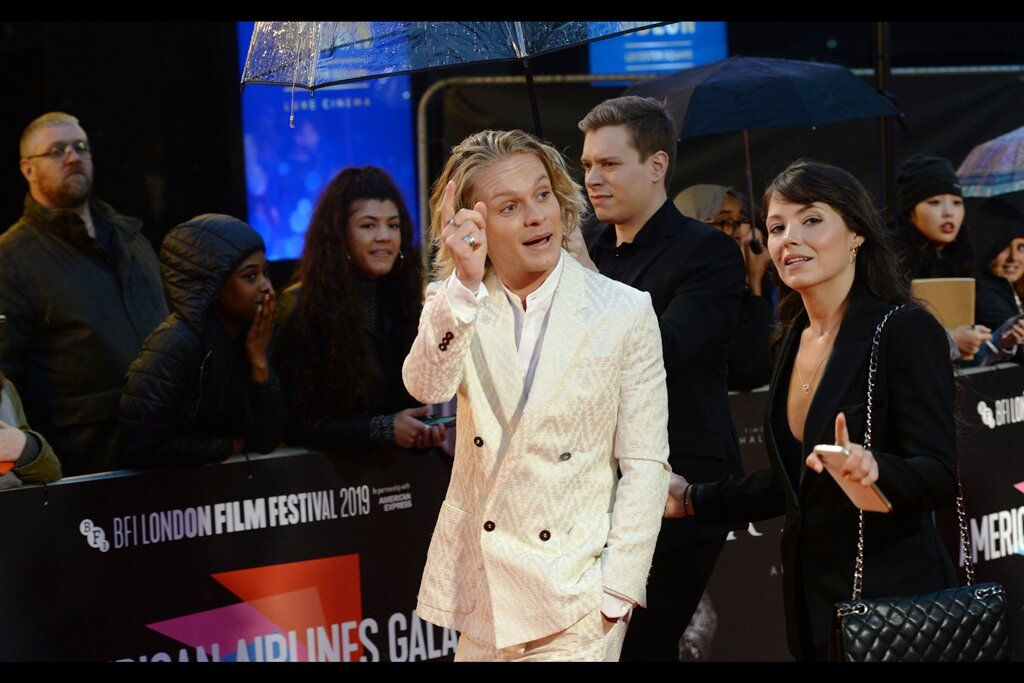 """I have my own 'Brian'. He's me. Please feel free to give me things. If you feel the need. No pressure.""  Tom Glynn-Carney is best know for having been in the Christopher Nolan movie    'Dunkirk'    and the JRR Tolkien biopic    ""Tolkien""    which had its premiere earlier this year."