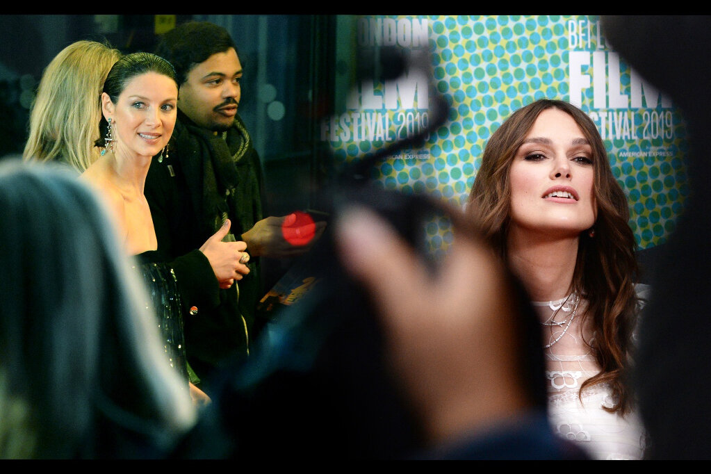 BFI LFF day 9: Keira Knightley for    'Official Secrets'   , and James Mangold for    'Le Mans 66, aka Ford v Ferrari'