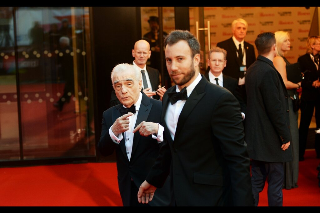 BFI LFF Day 12, and it's all over, but with a bang - Pacino AND De Niro AND Scorsese for    'The Irishman'   .