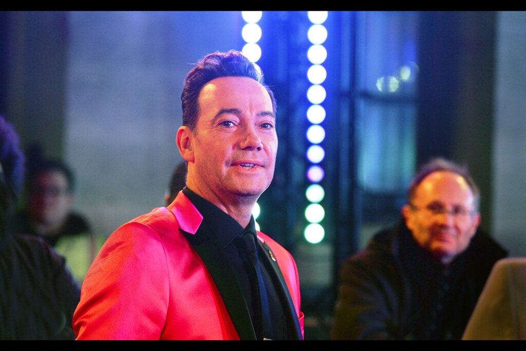 """Craig Revel-Horwood is one of those people whose names is so distinctive that I always say  """"Oh, I know who he is"""" … but secretly, between you and me, I don't know who he is or what he does. Going by the name, I'd imagine he'd have a great voice-over voice."""