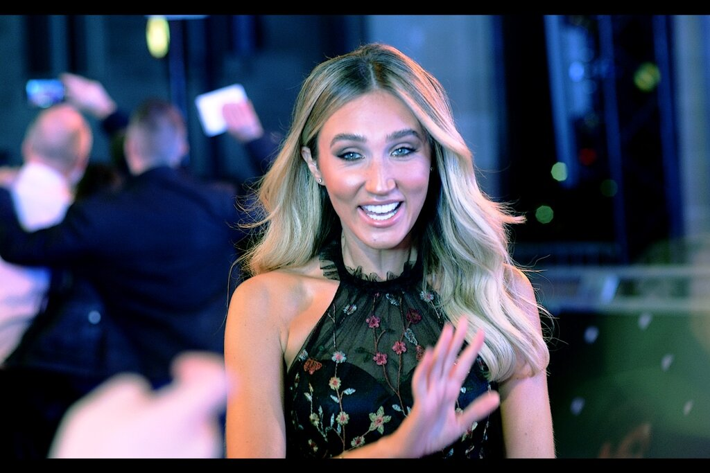"""Megan McKenna, per the helpful folk at Wikipedia, is """" an English television personality, singer and businesswoman """", whereas despite my skillz in karaoke rap, I continue to be none of those things."""