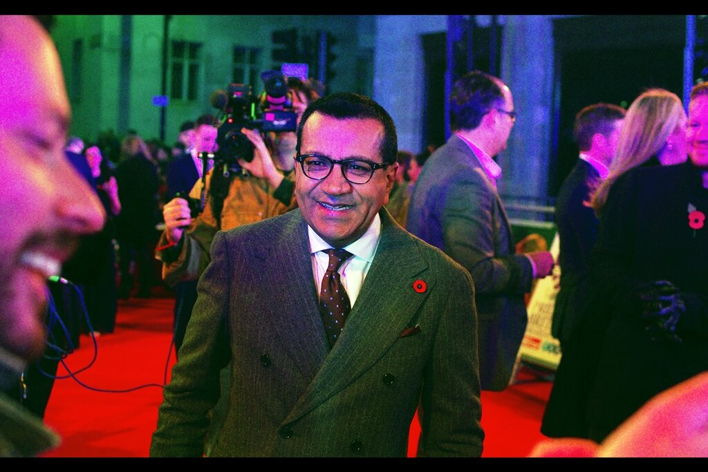 """""""You wanna ask me a question? Well… I'm not a fan of the irony""""  Martin Bashir is best known as a journalist/news anchor. Yeah… I don't watch TV, I say with a mixture of pride and acknowledgement of the weirdness of this."""