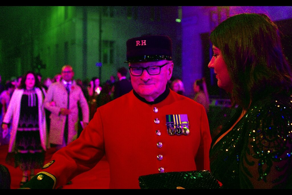 Prior to this evening, I'd never heard of Colin Thackery - turns out the 89 year old is a Korean War veteran who won the 2019 Britain's Got Talent competition. Very well, I'm culturally oblivious. Any 12- or 52- or 92-year old could have told you that.
