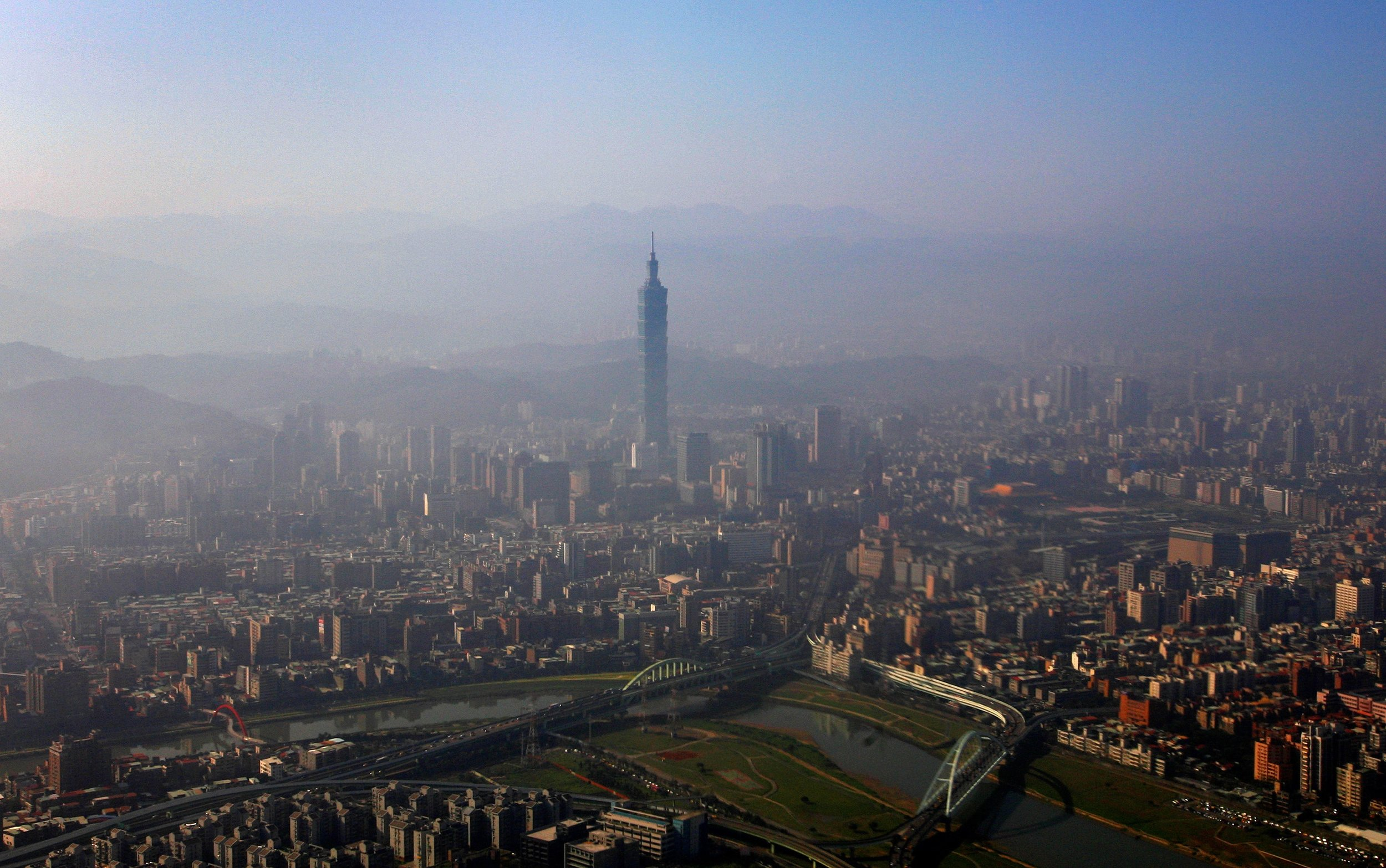 Taipei City. Photo by Reuters/TPG