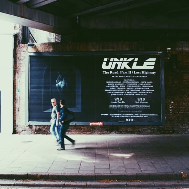 Anyone spotted any of these around London? The road pt2 out now link in bio @unkleofficial