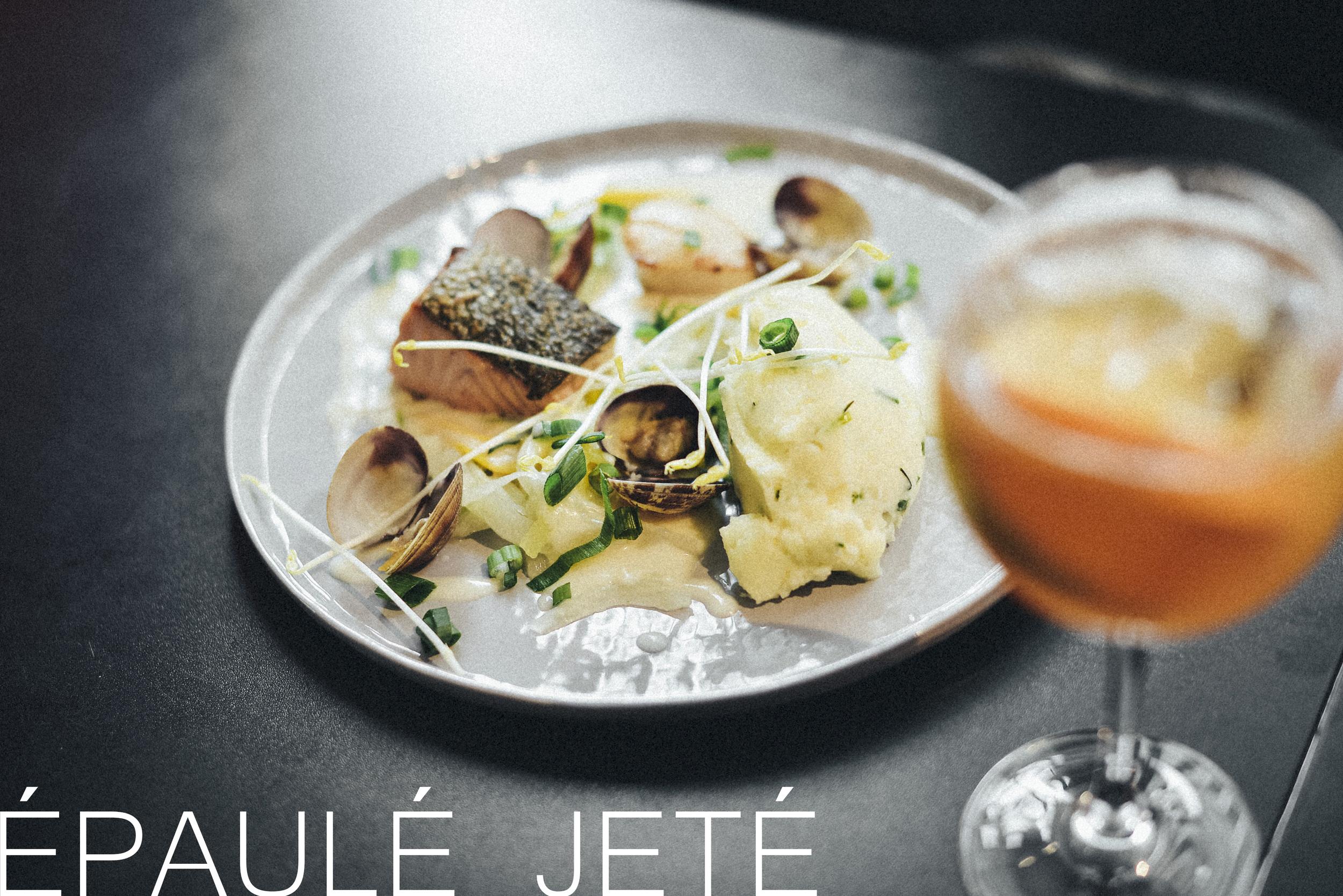 Epaulé Jeté restaurant Brussels Flagey lunch best places brunch local food and drink guide