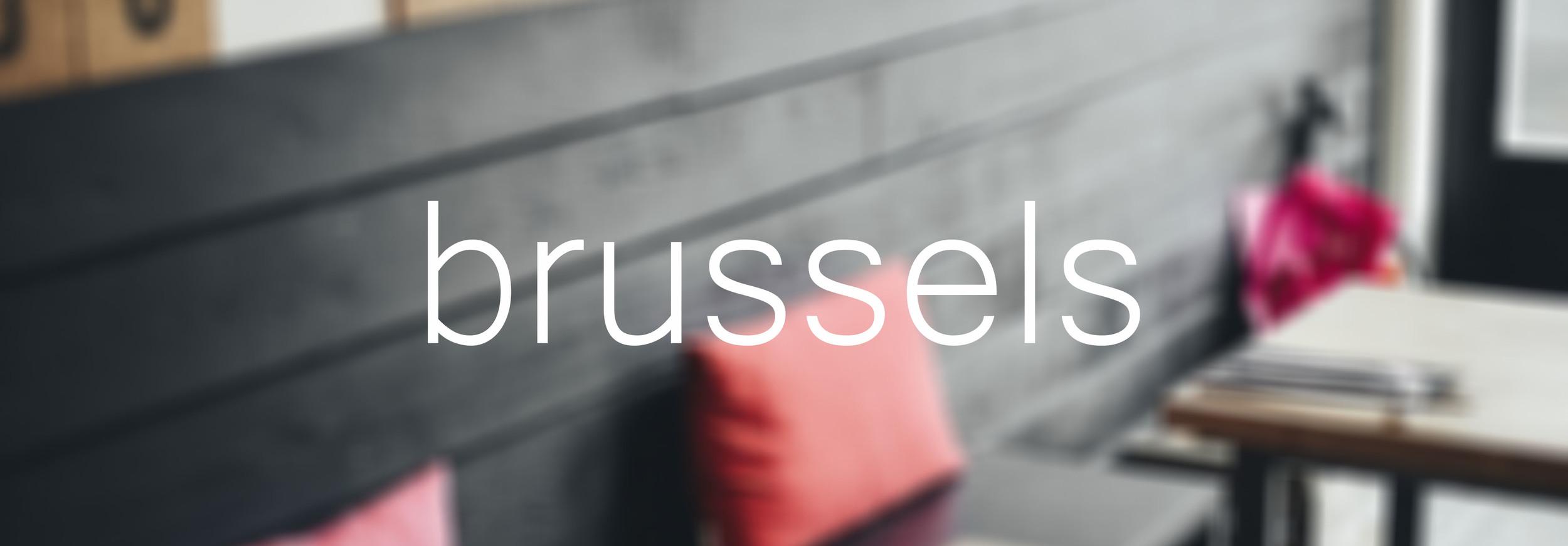 brussels belgium guide best food drink breakfast brunch lunch blogger spots