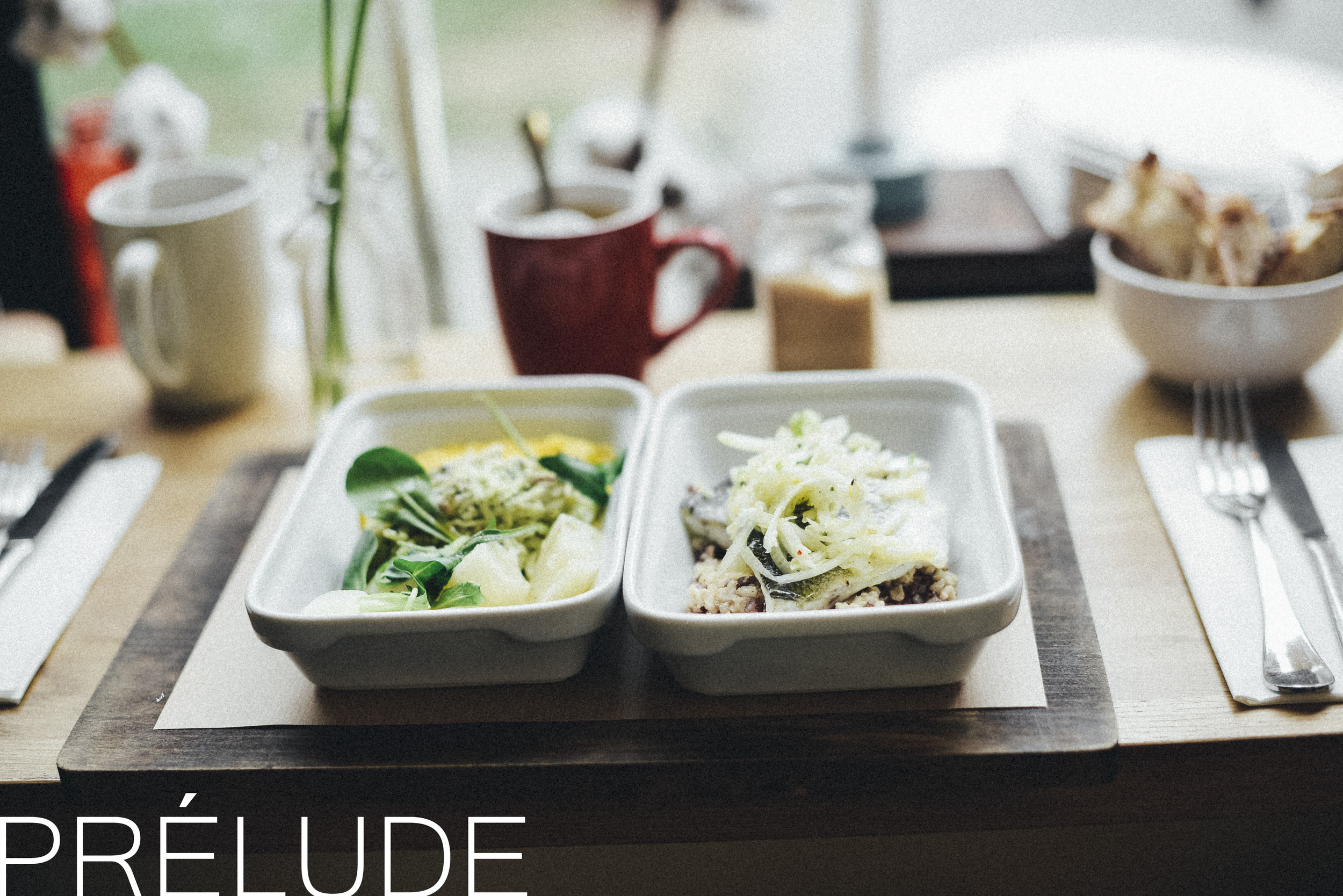 prélude brussels lunch organic vegan veggie fish meat fresh food