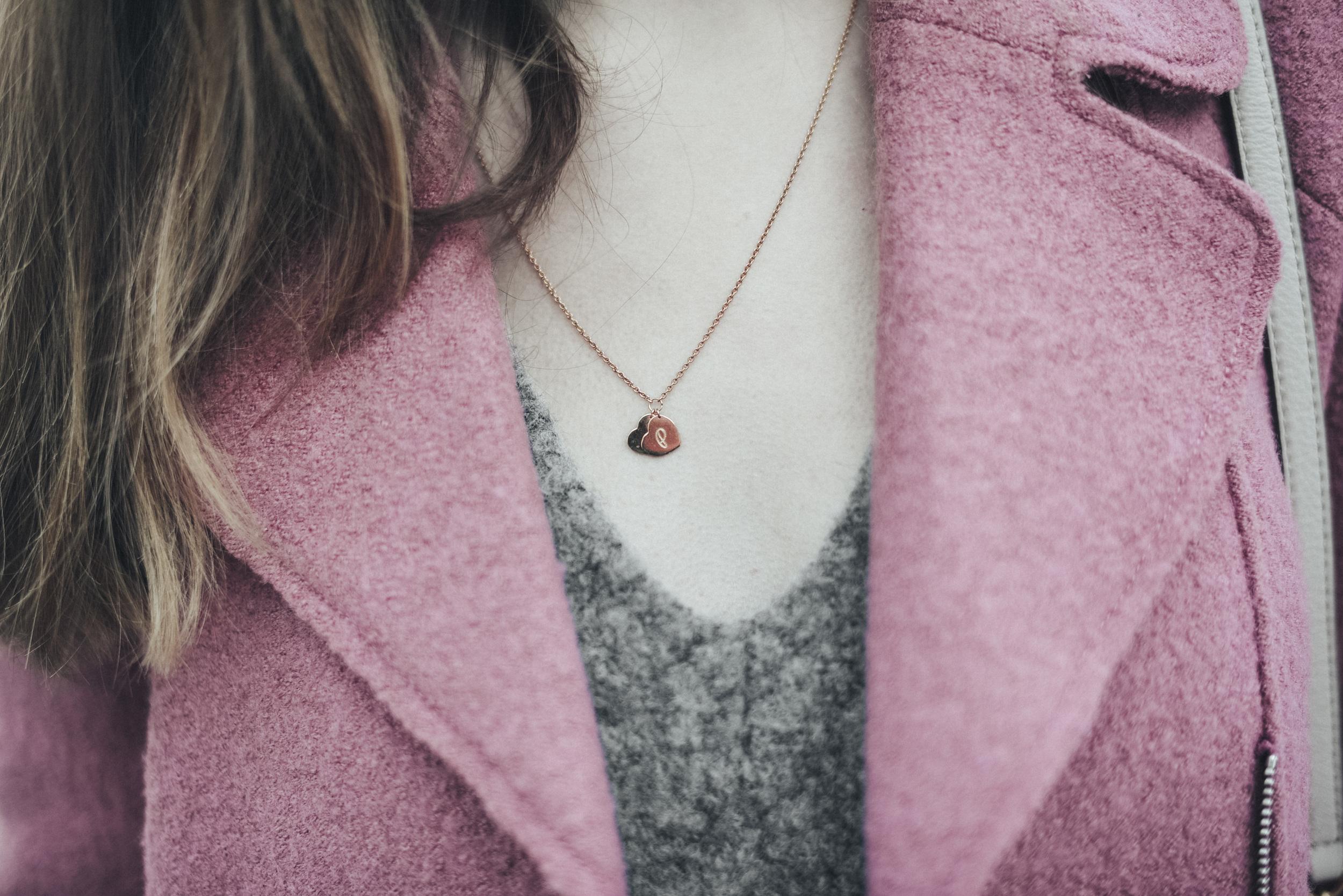 anna katina rose gold fashion blogger trend 2016