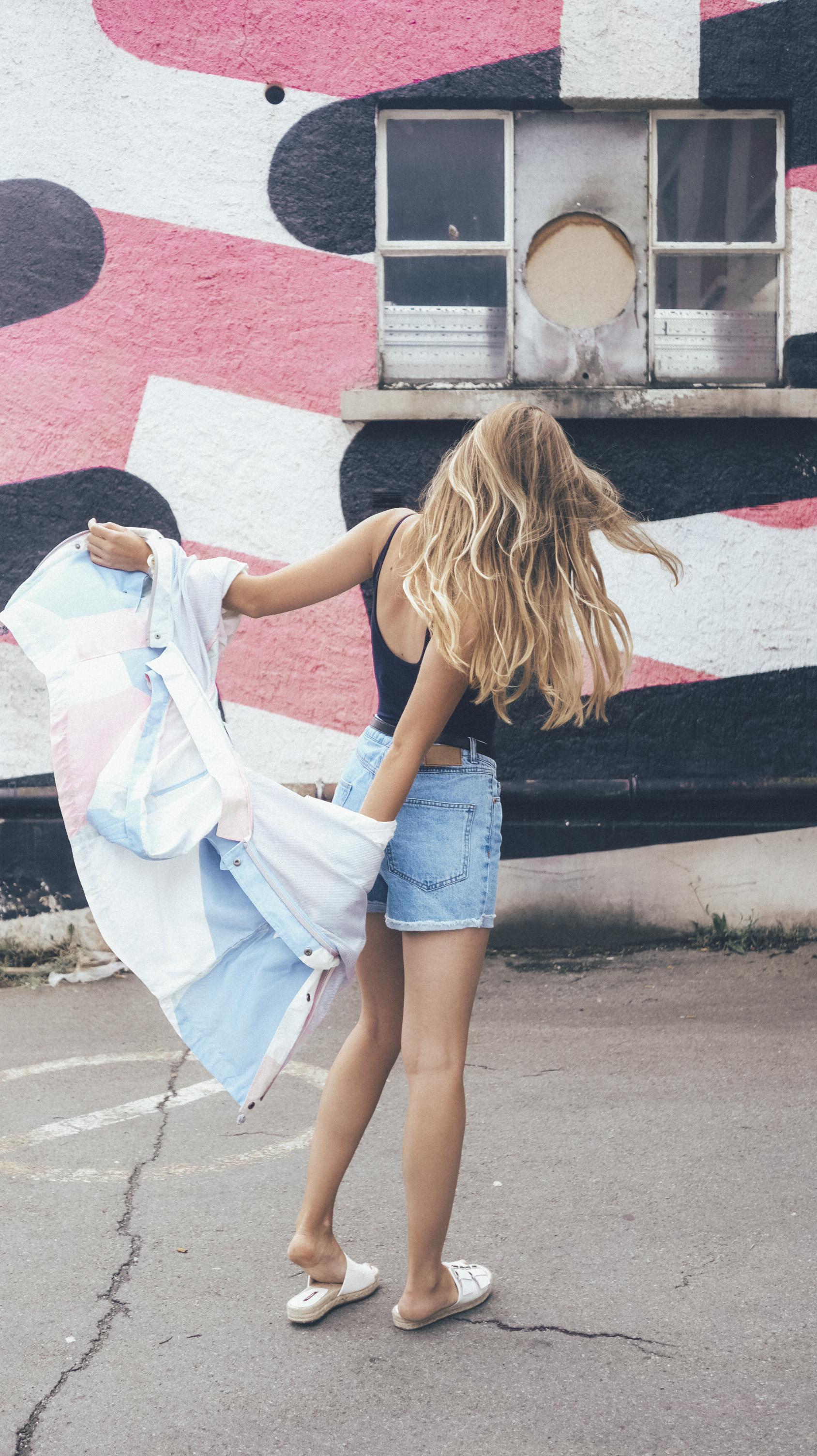 Fashion Blogger Anna Katina Bram.lu