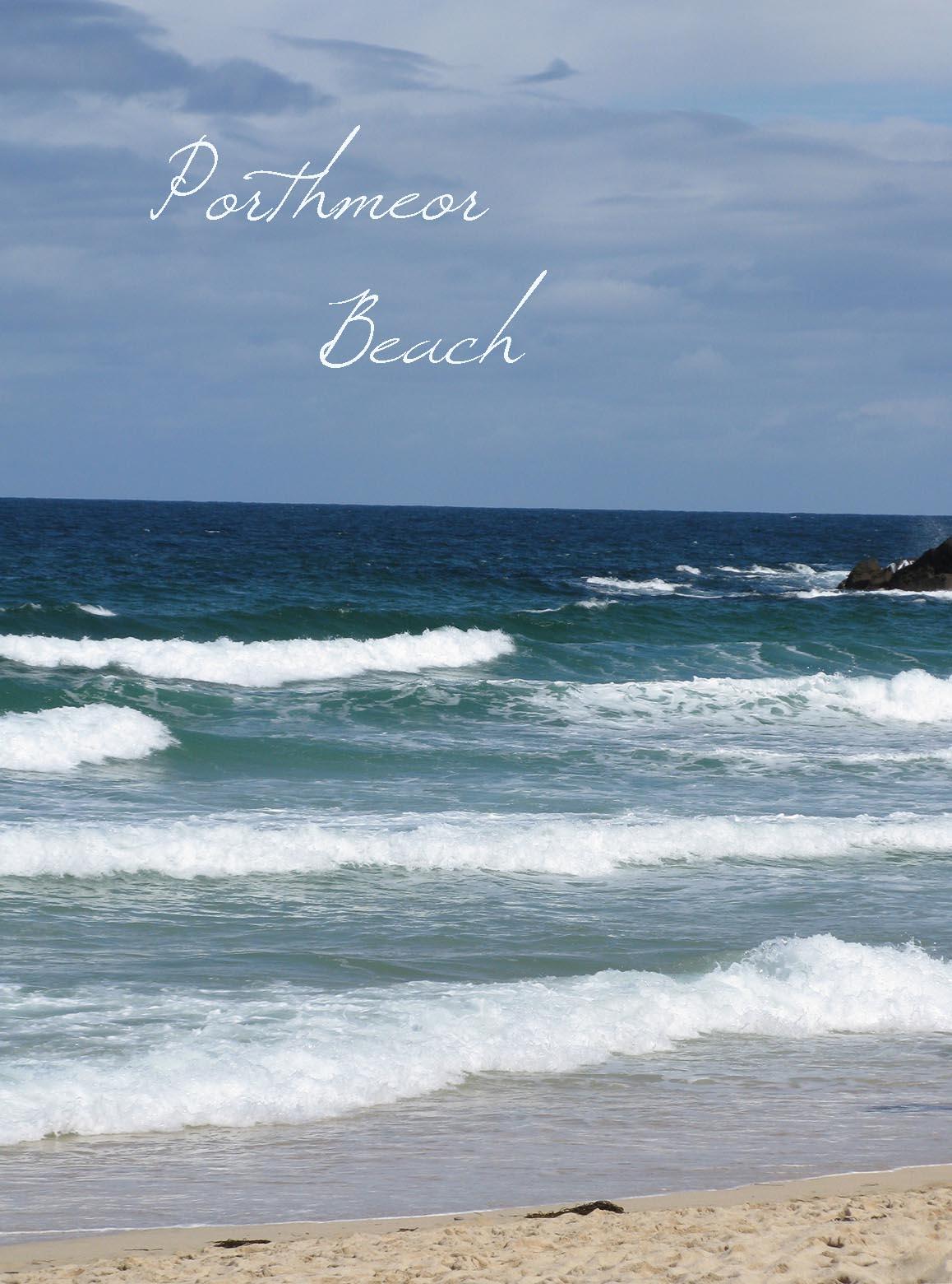 Porthmeor Beach, St Ives.