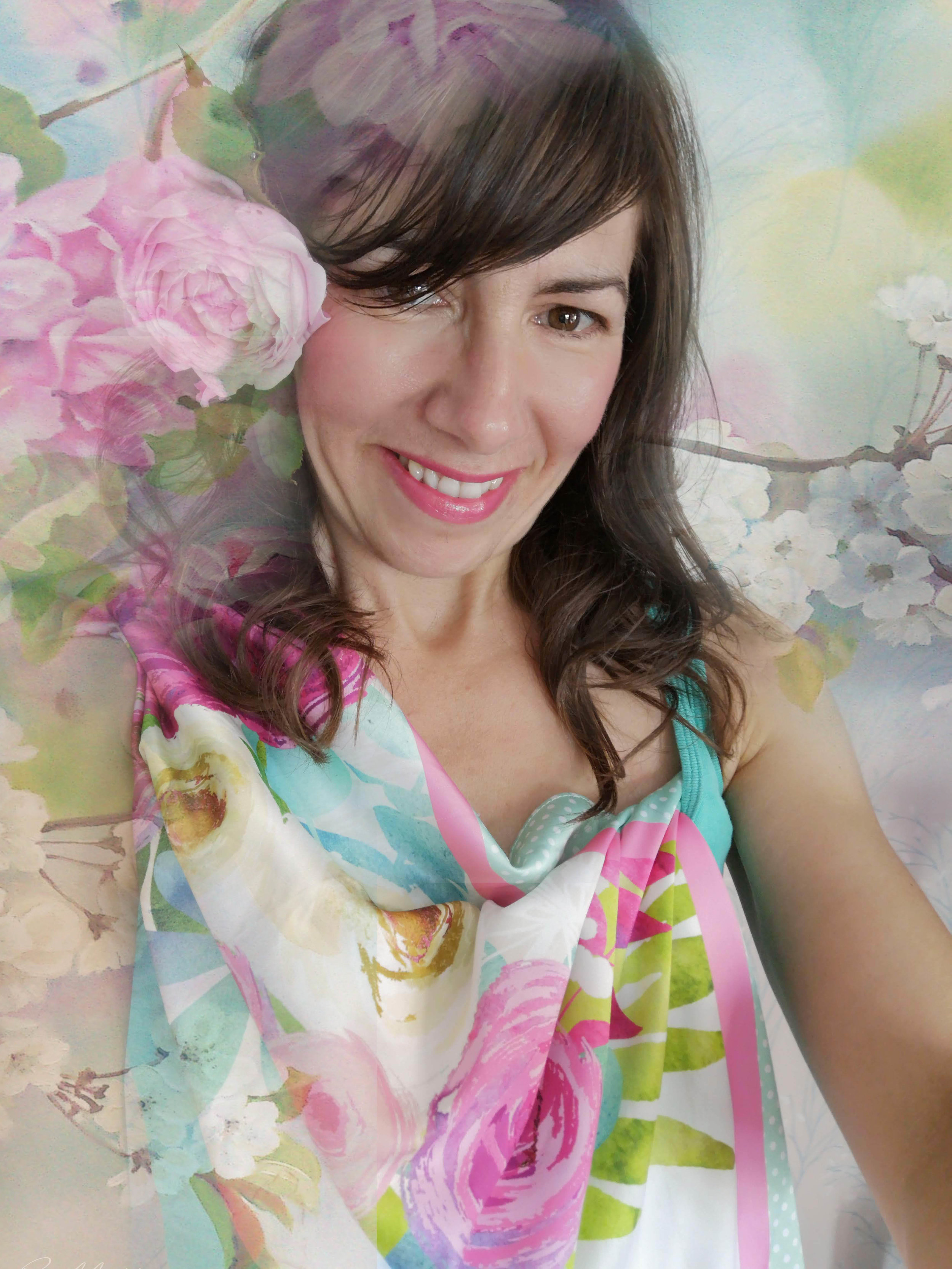 Satin Scarf Collection - Cool, light and perfect for that summer getaway. Accessorise your summer wardrobe with one of Nicola's beautiful satin scarfs. Available in the on-line store now. Click on the image to see the full collection.