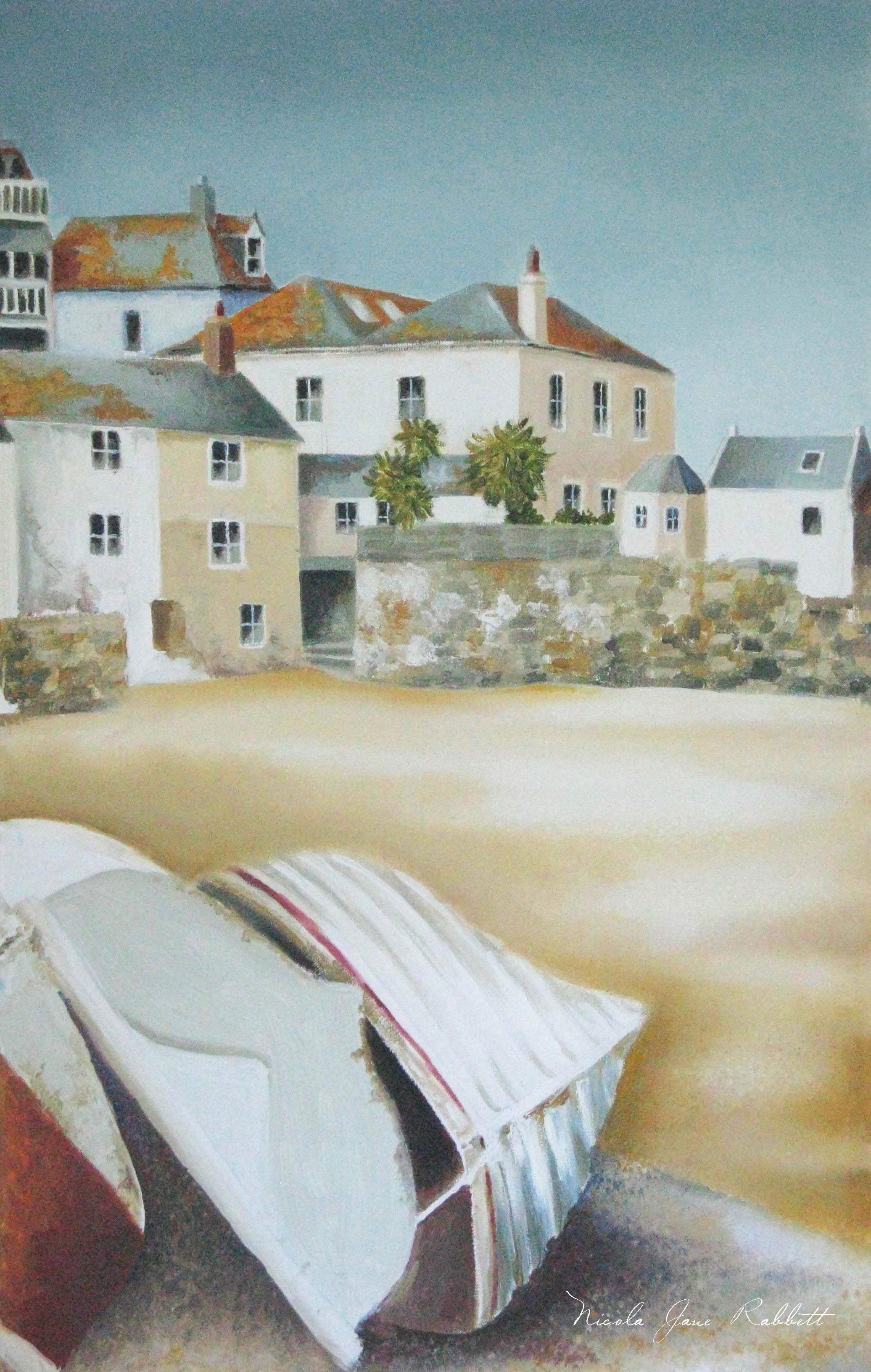 'St Ives Harbour'