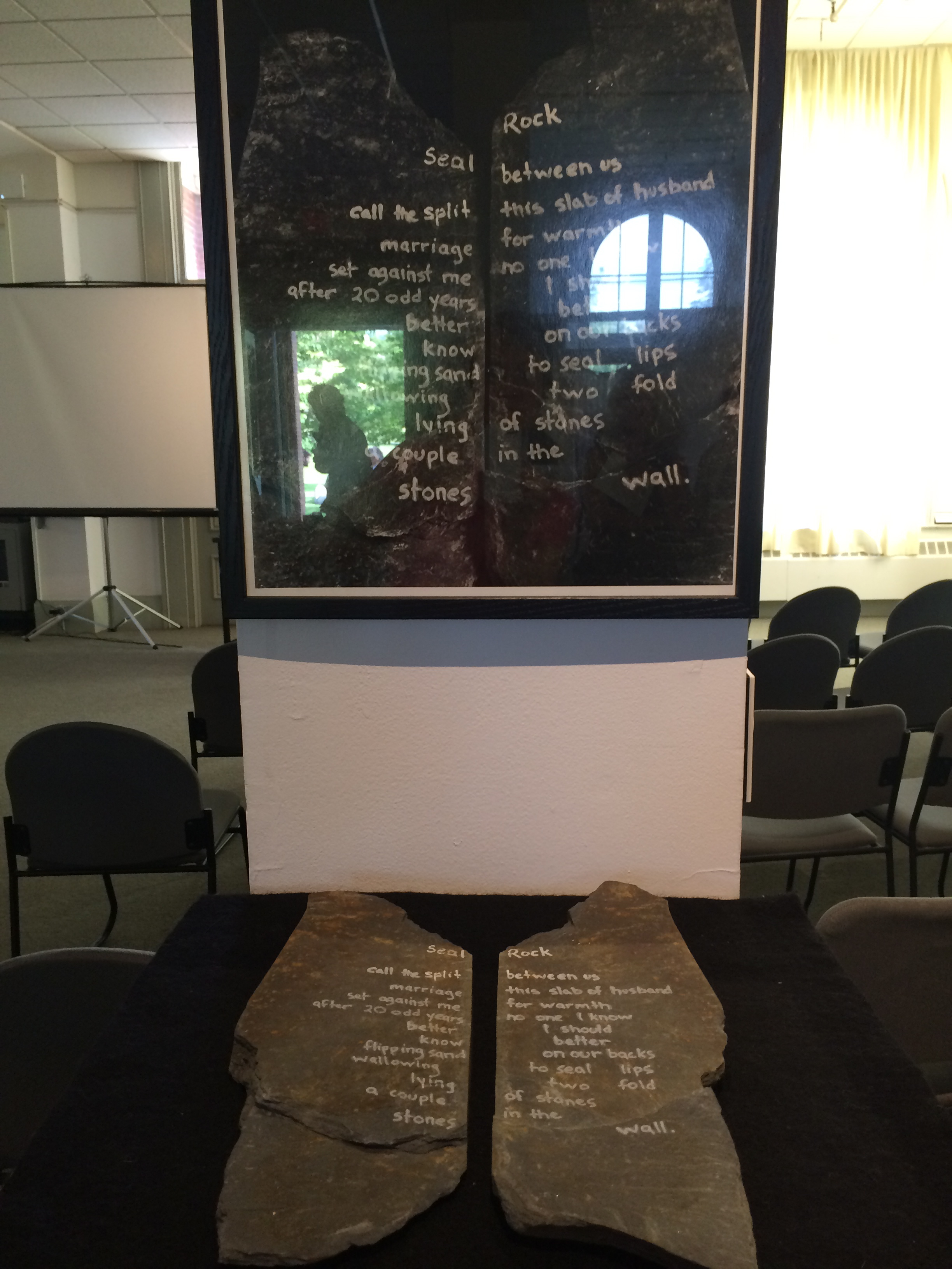 The Object Poems at VCFA.