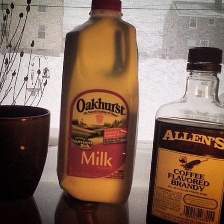Maine blizzard survival kit.