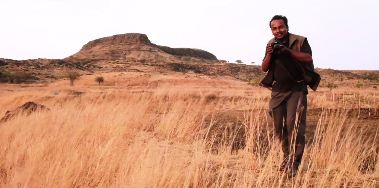 Mayeresh Praybune  – Science journalist in Maharastra drought region