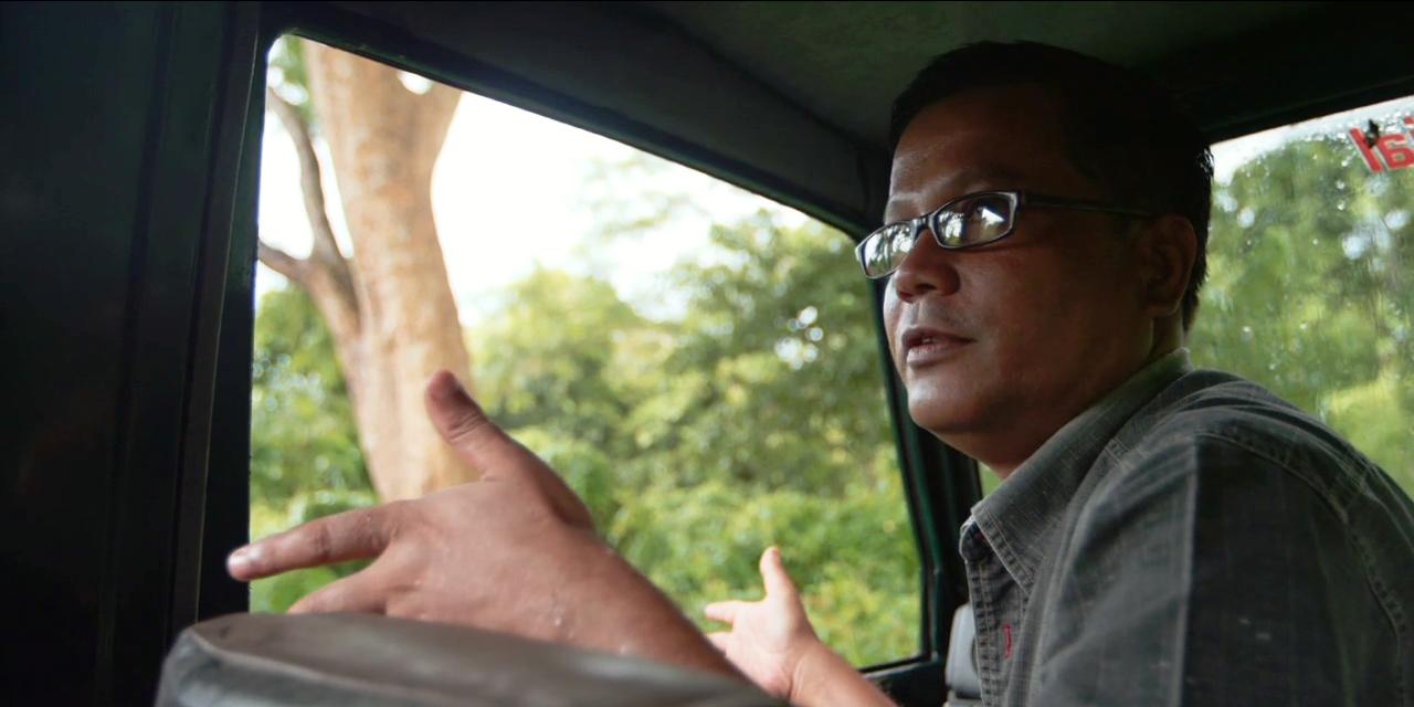 Uttam Saikia   – Honourary Wildlife Warden, Kaziranga National Park