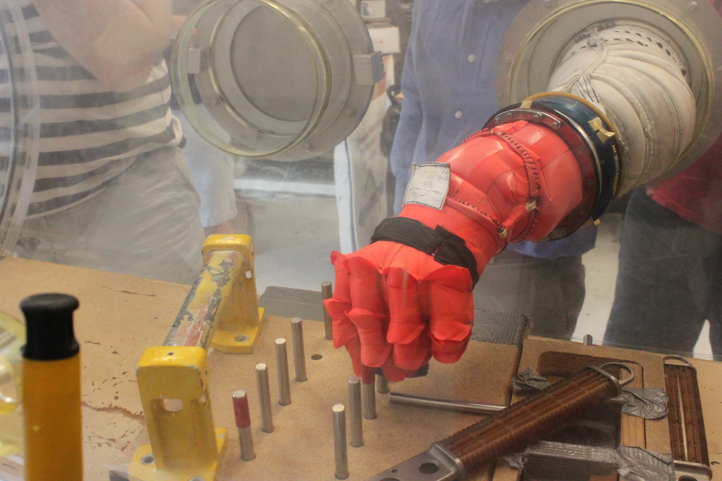 Gloves for Space & PPE
