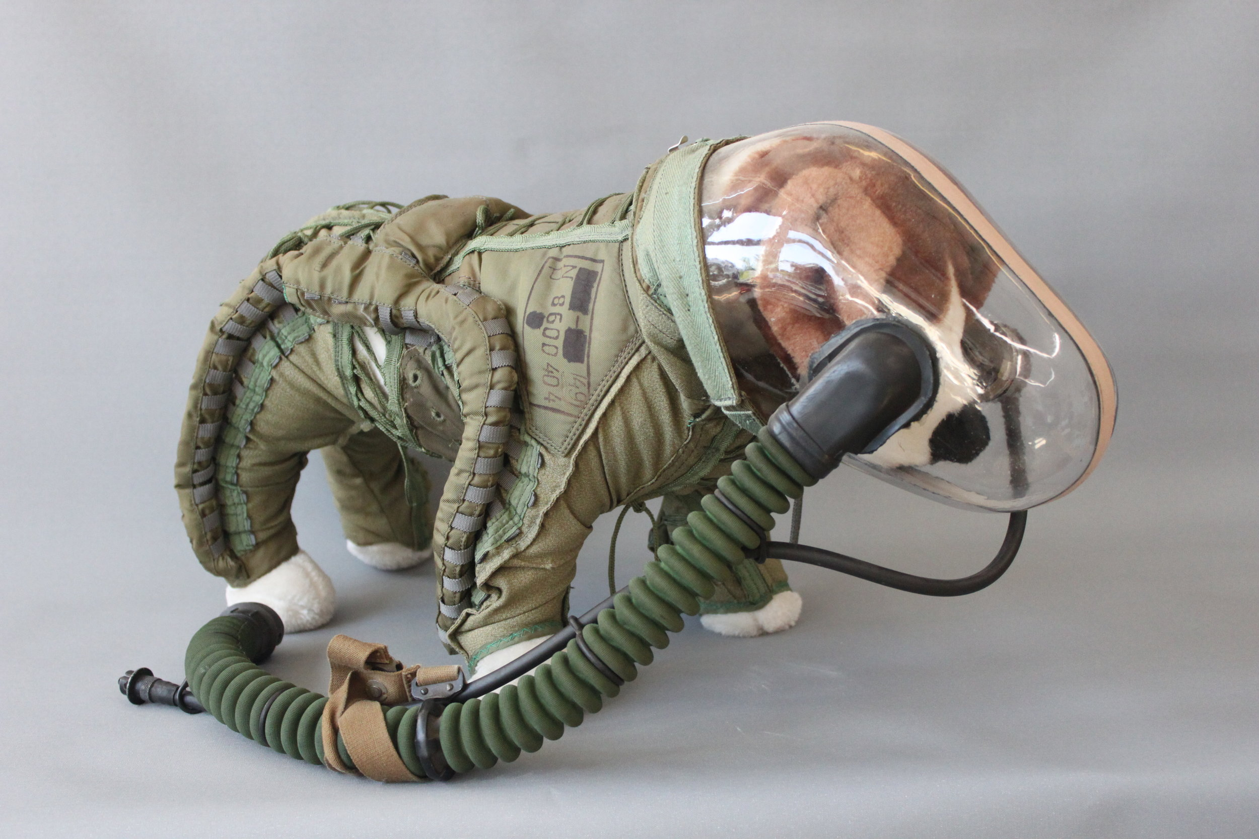 Reproduction of Soviet Canine Pressure Garment