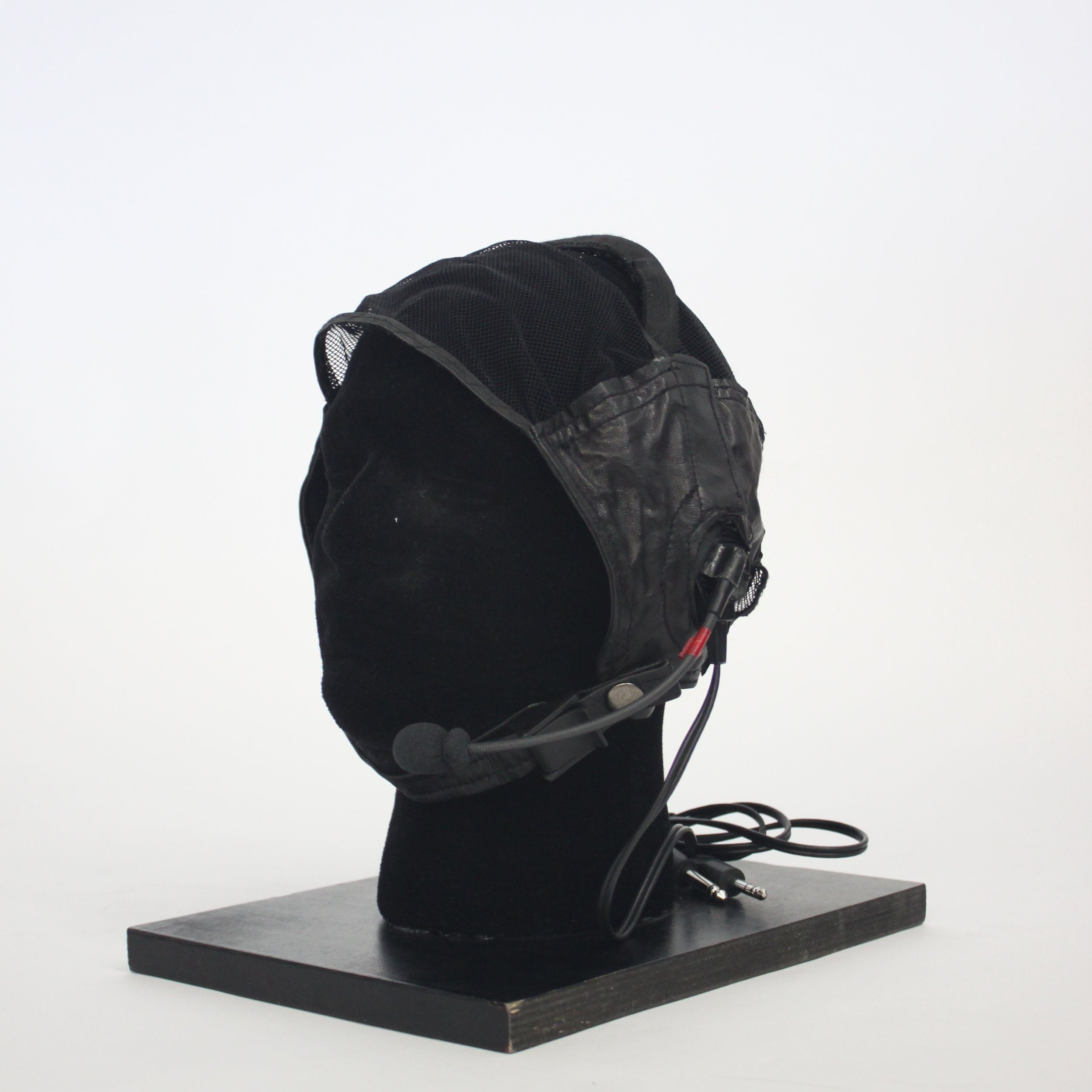 Communication Cap - Adjustable, light weight communications caps, designed for use inside a space suit