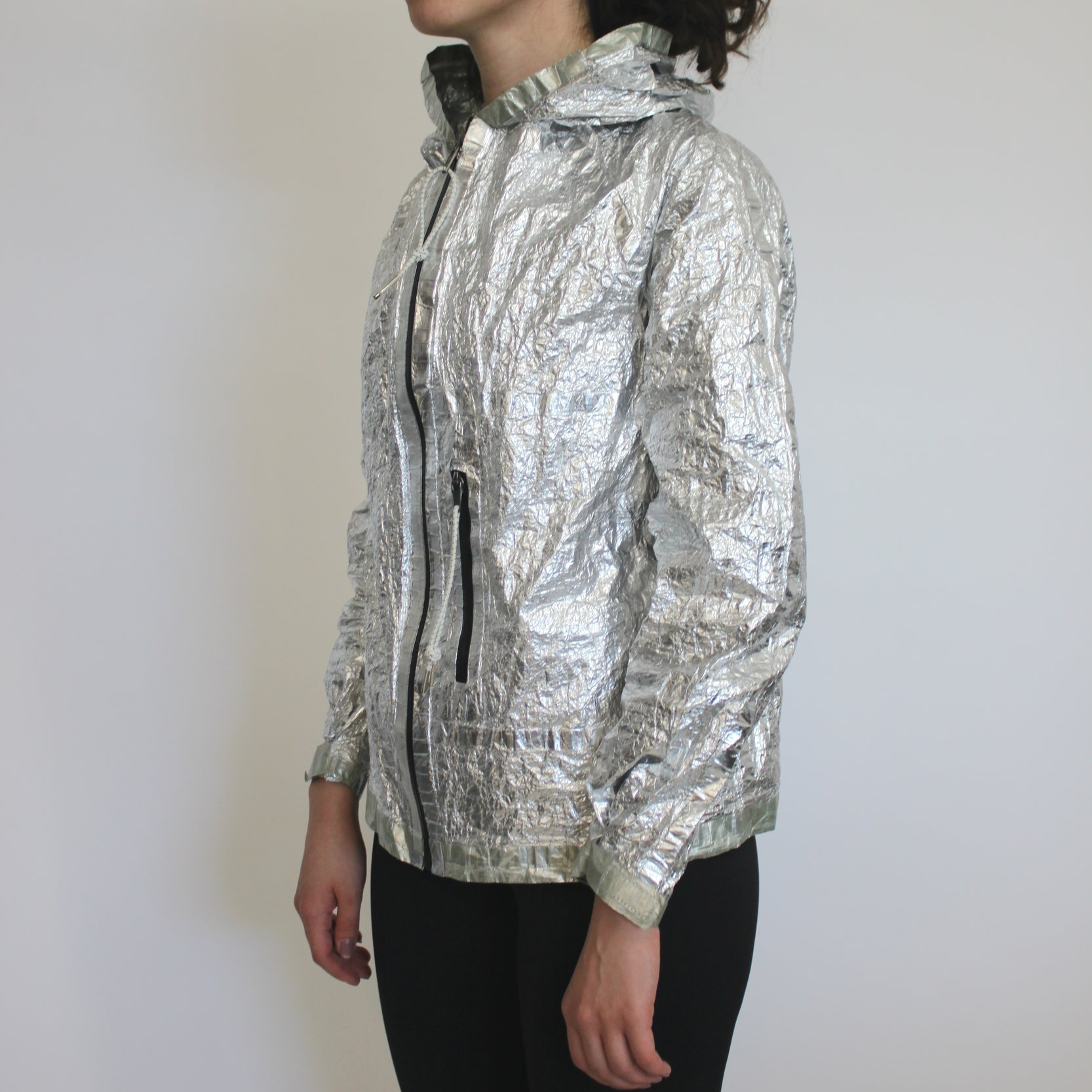 Emergency Jacket - Light weight and insulating Emergency Jacket is packable and around 6oz.