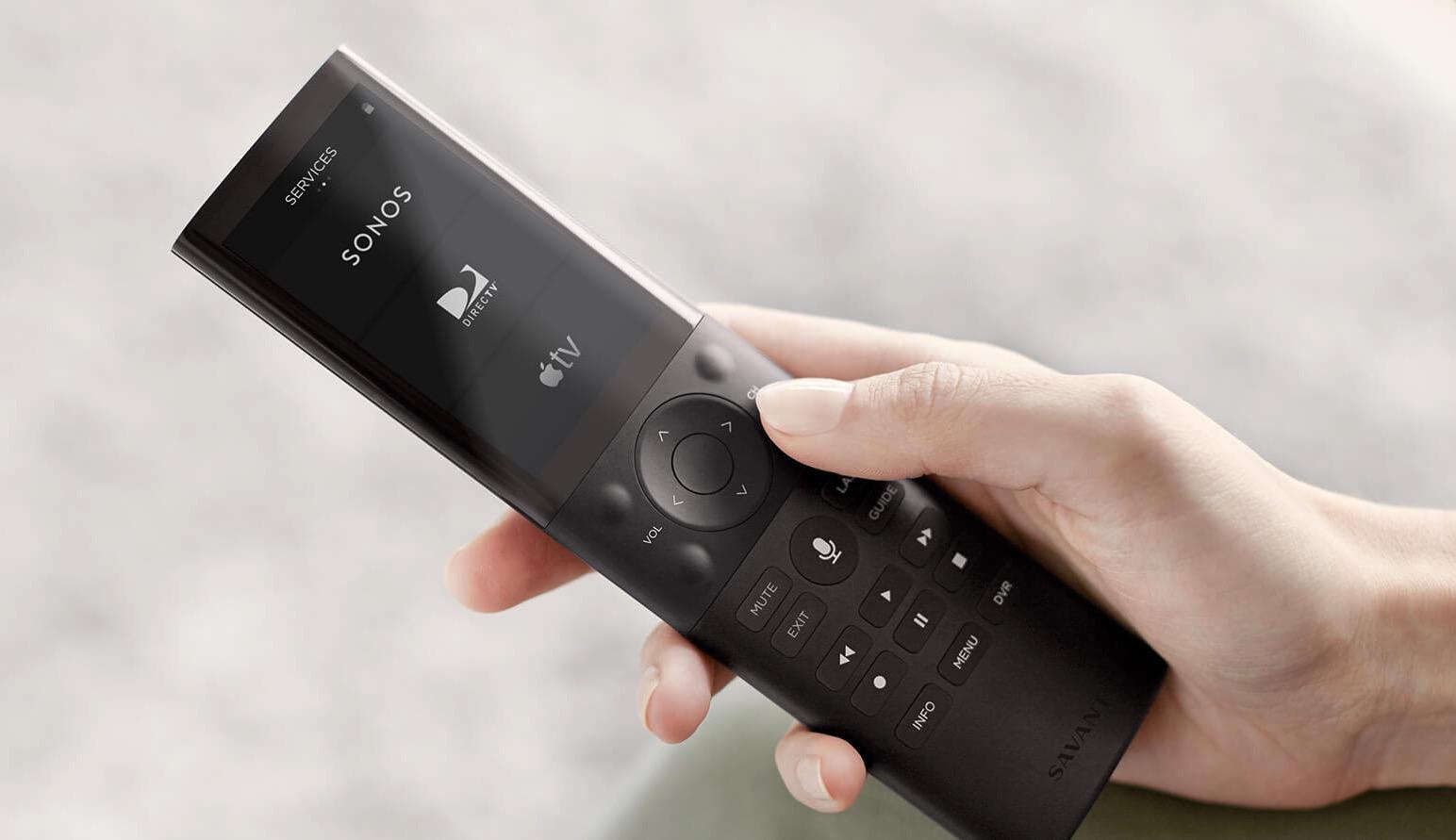 Savant Remote