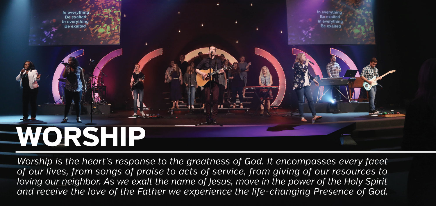 Worship — Celebration Church