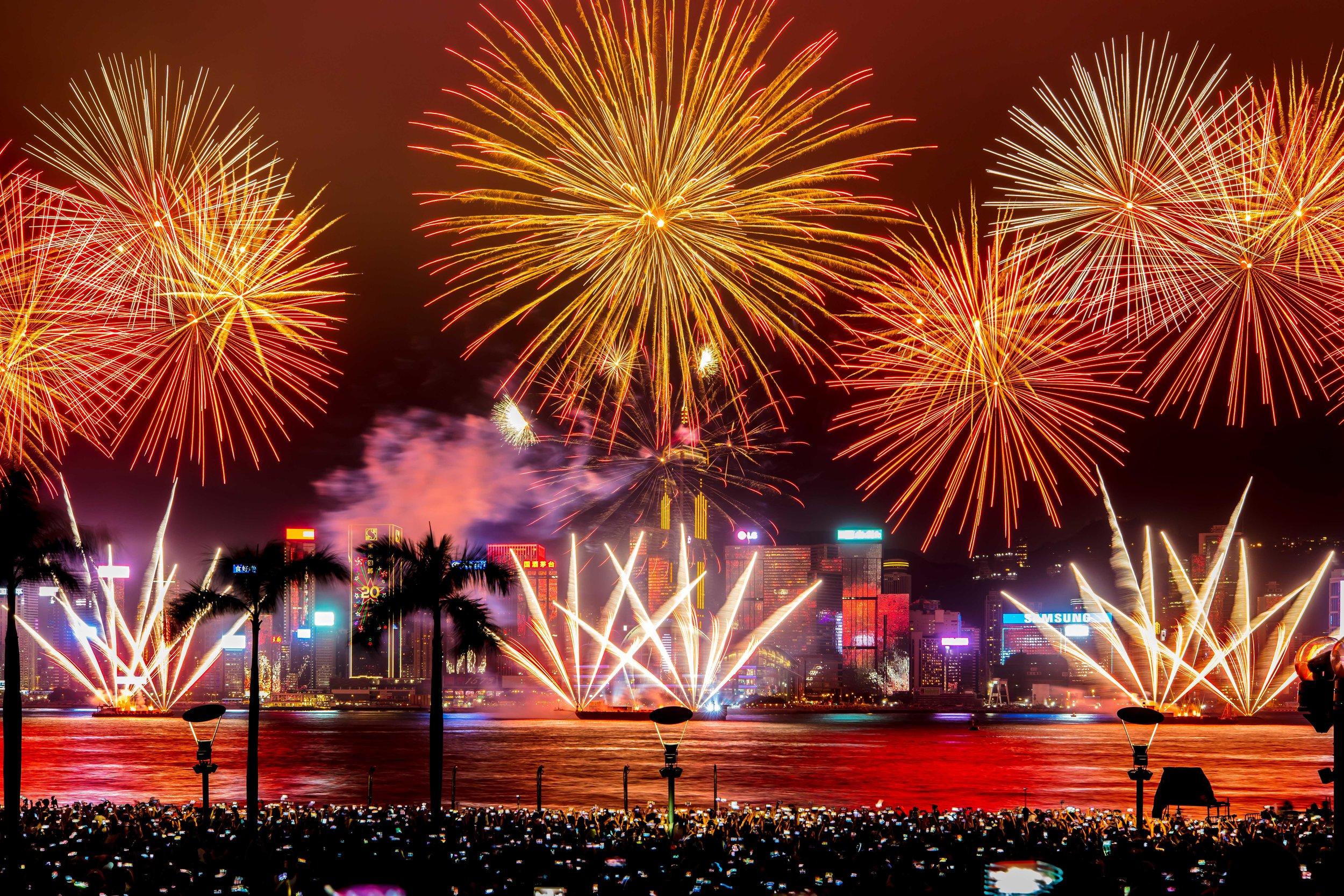 Fireworks Display 2017 #6