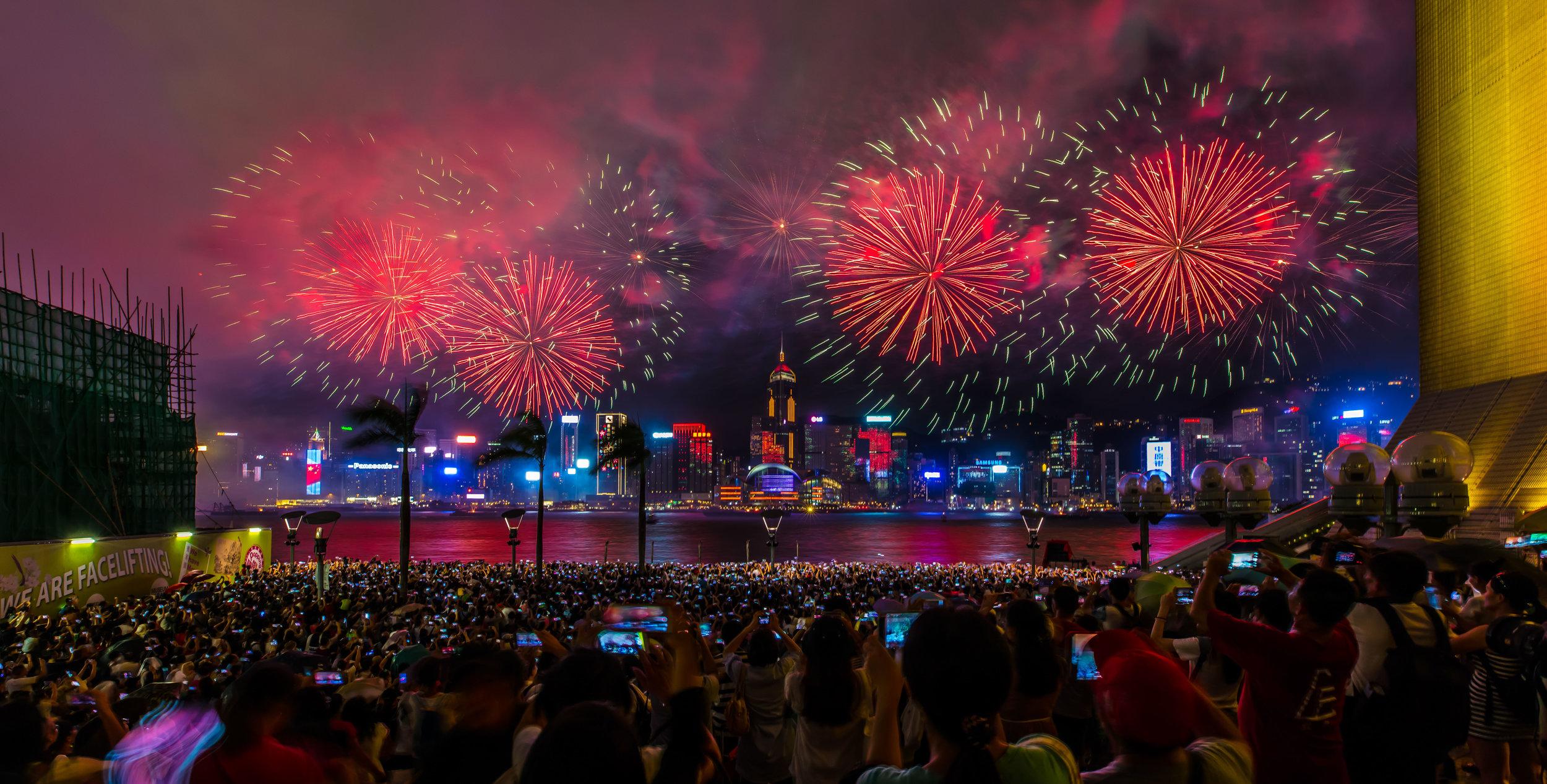 Fireworks Display 2017 #8